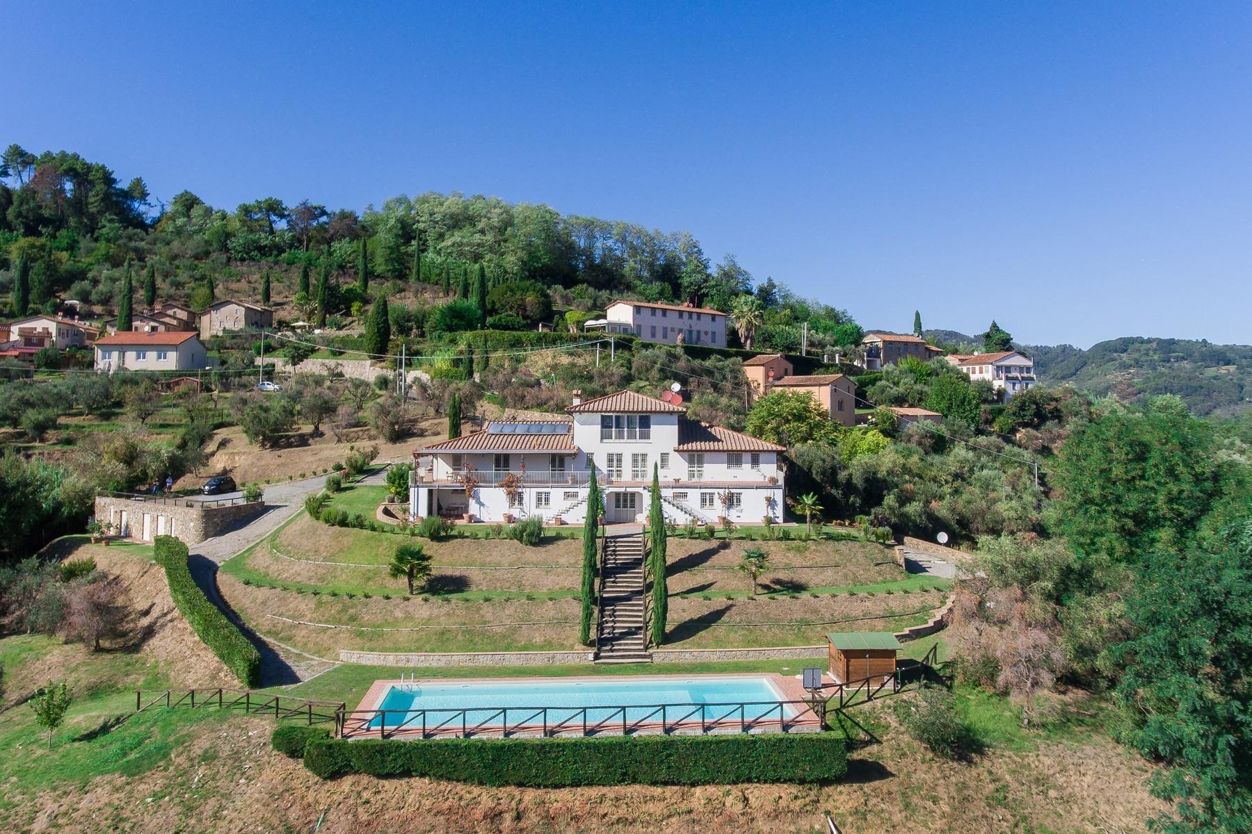 Meravigliosa villa con piscina sulle colline di Pieve Santo Stefano - 18