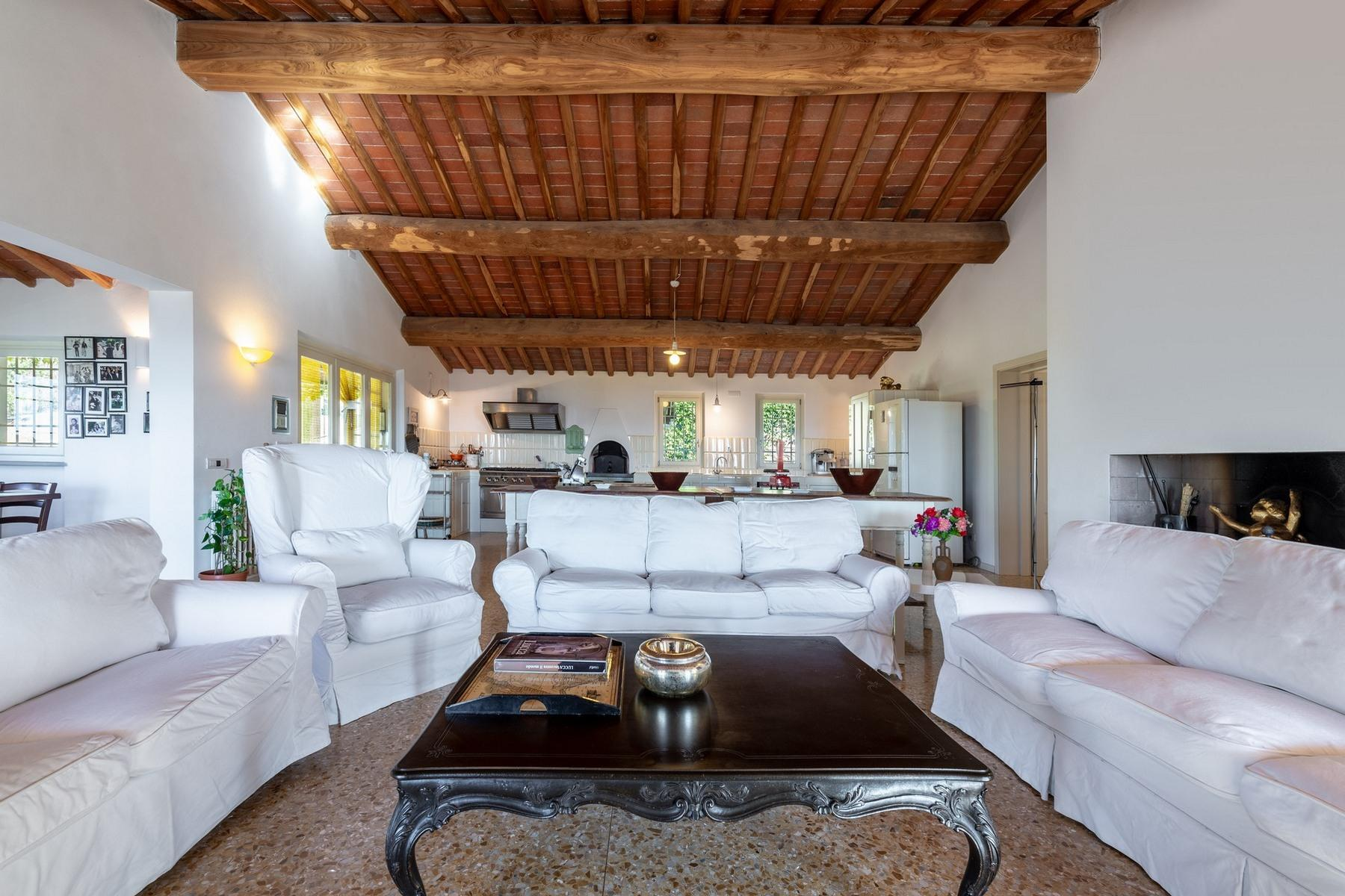 Superb villa with pool on the hills of Lucca - 5
