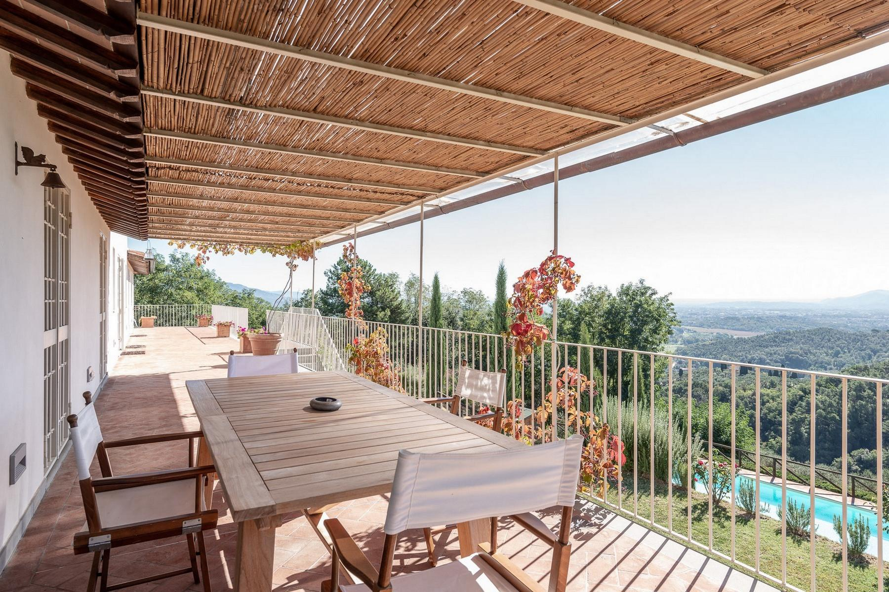 Superb villa with pool on the hills of Lucca - 1
