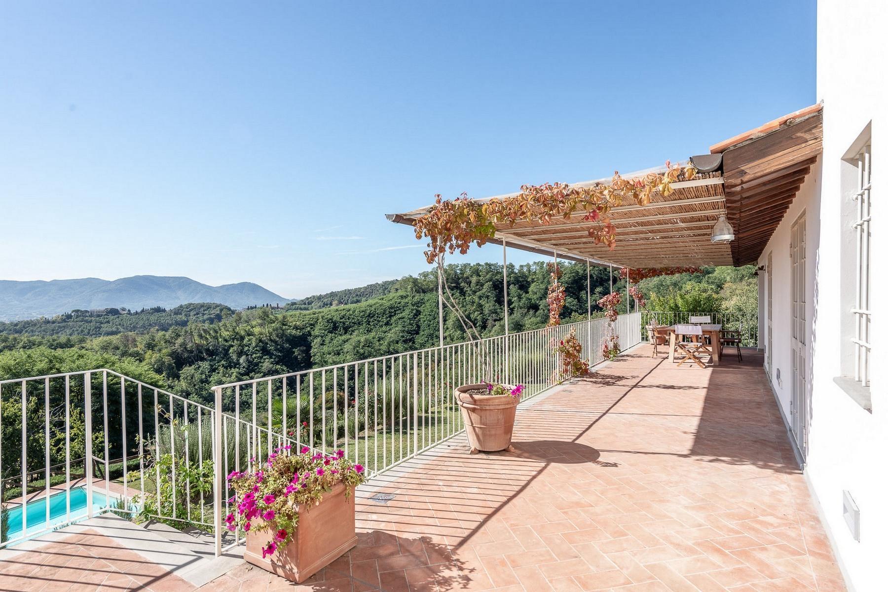 Elégante villa avec piscine dans les collines de Lucca. - 15
