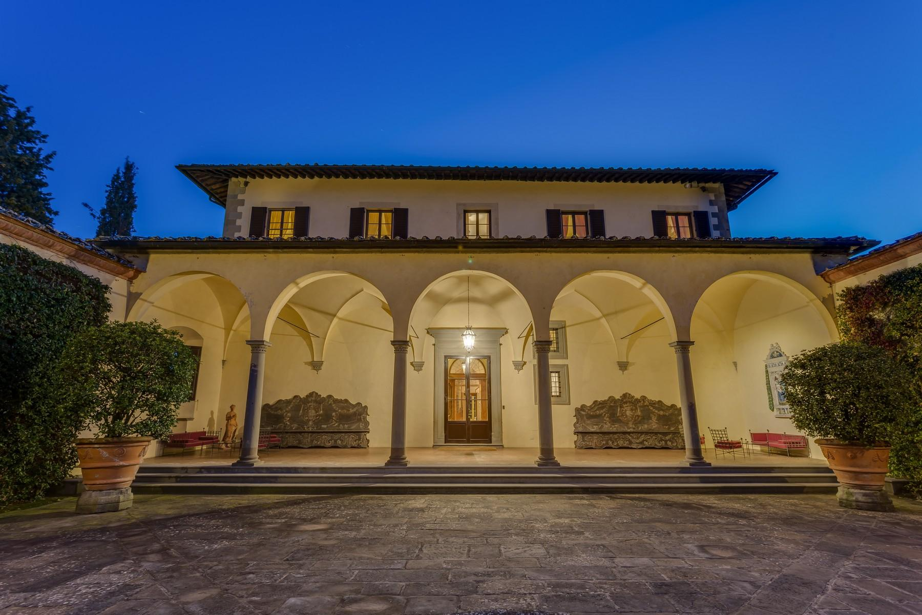 Marvellous Renaissance Villa with pool on the hills of Florence - 1
