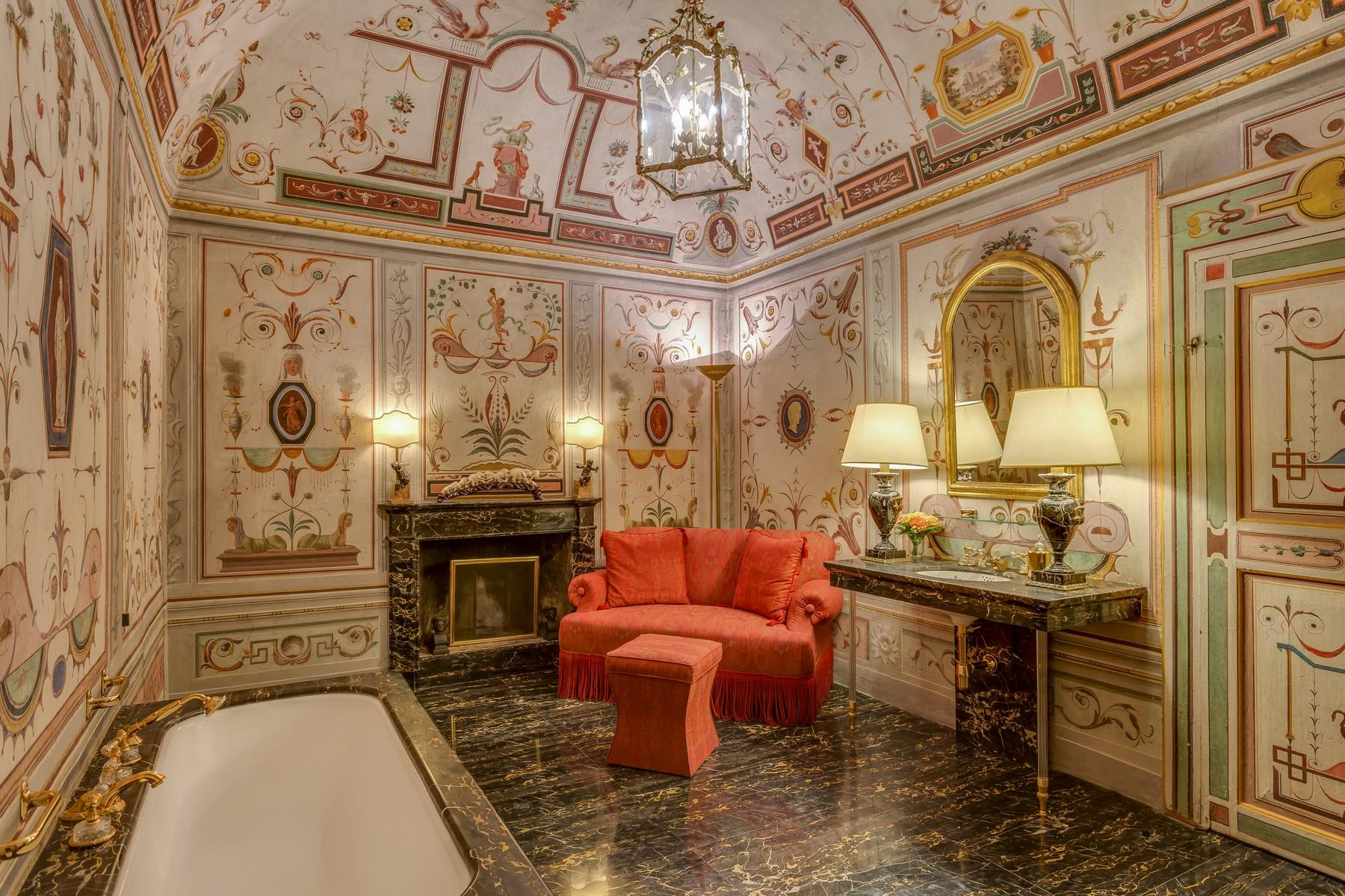 Marvellous Renaissance Villa with pool on the hills of Florence - 23