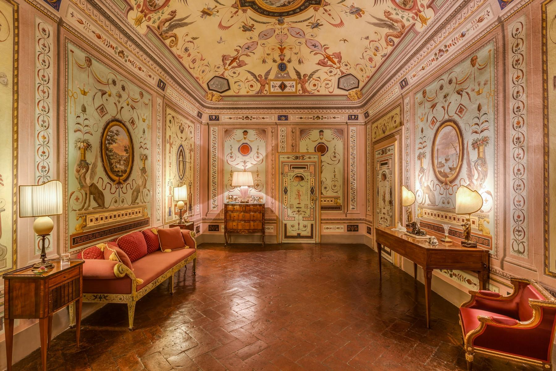 Marvellous Renaissance Villa with pool on the hills of Florence - 7