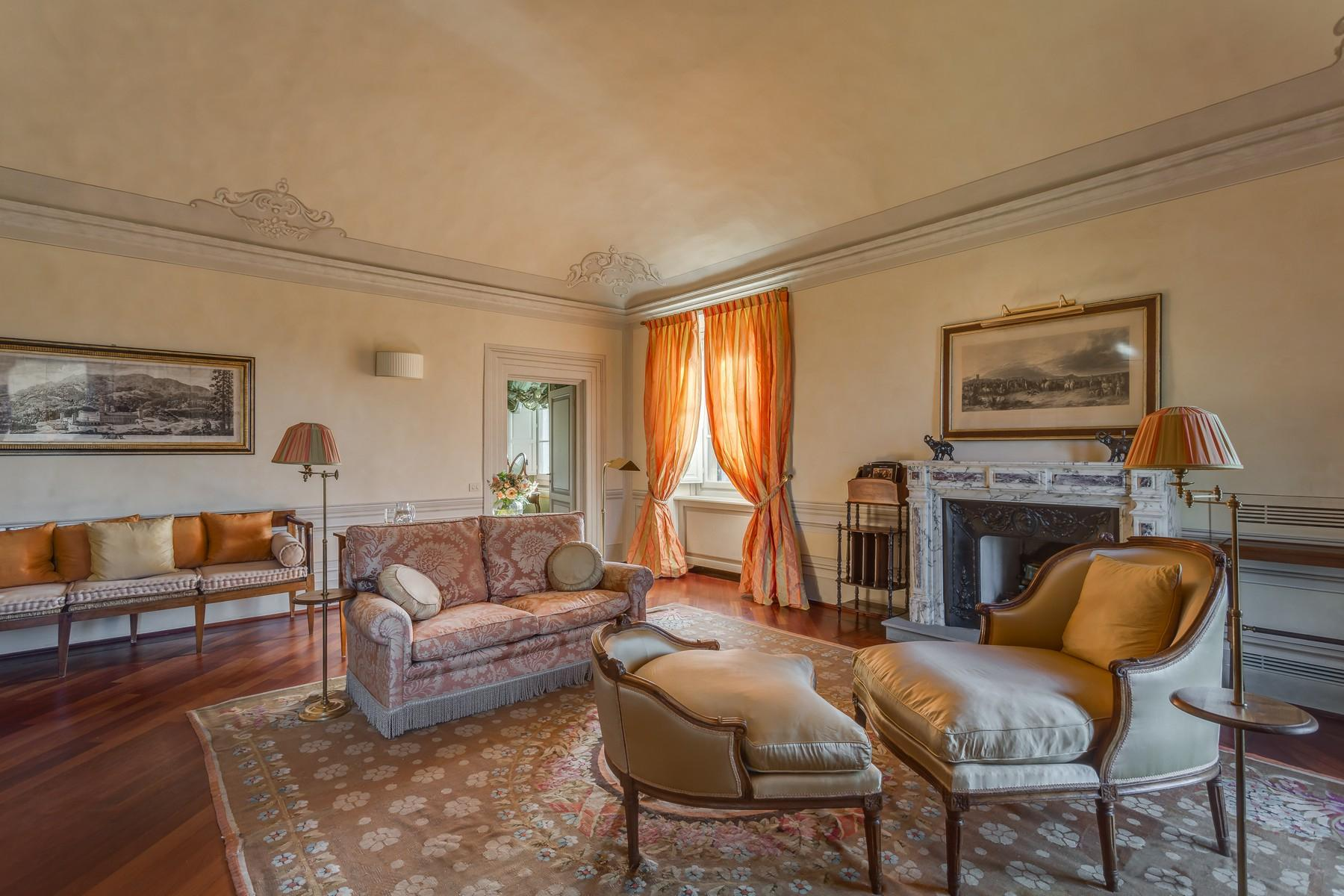 Marvellous Renaissance Villa with pool on the hills of Florence - 28