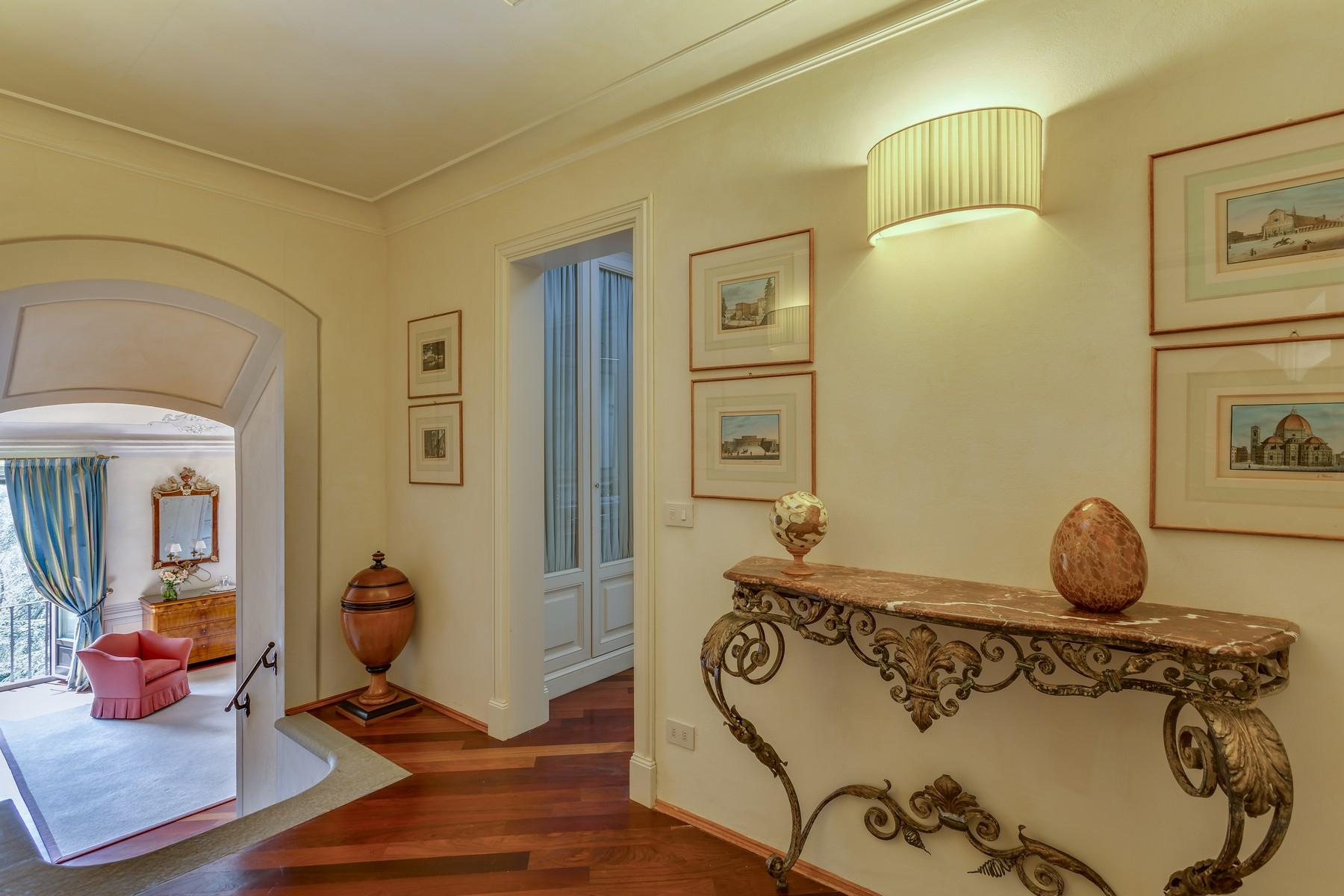 Marvellous Renaissance Villa with pool on the hills of Florence - 34