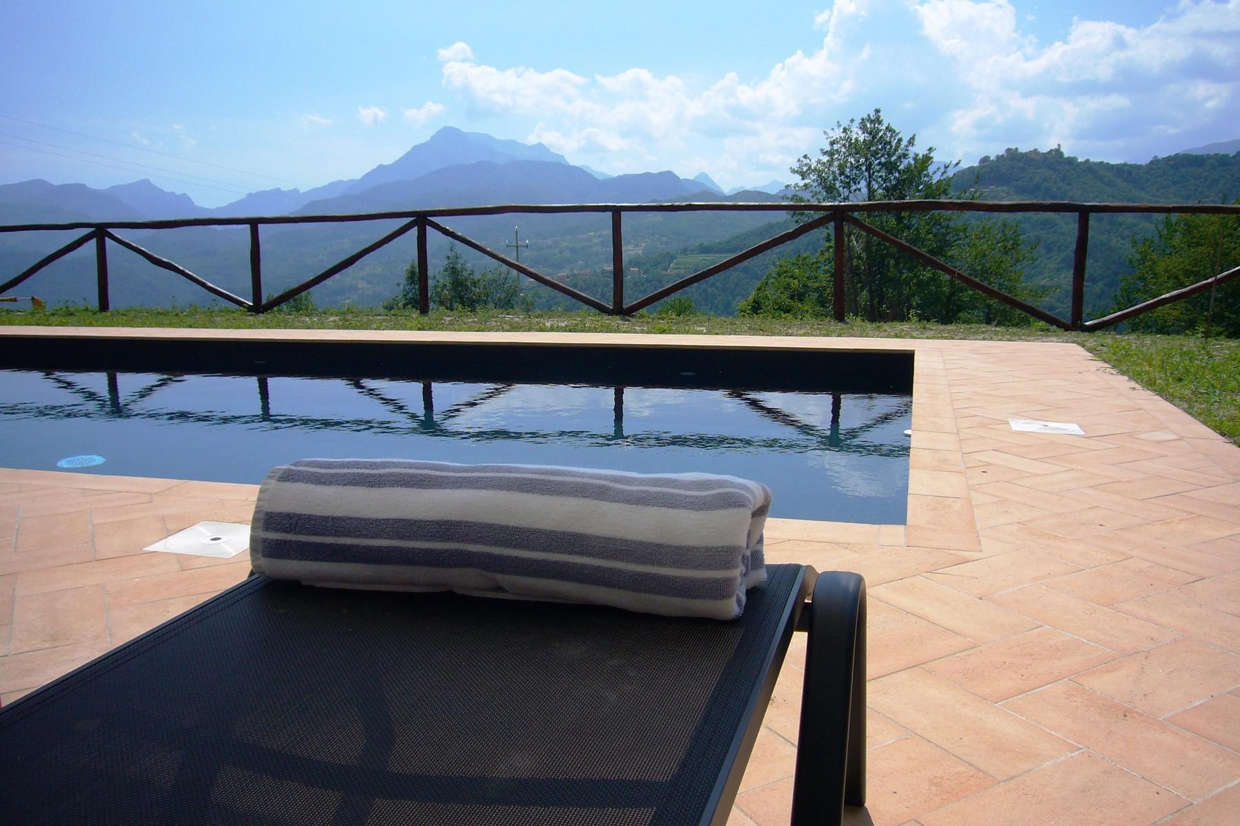 Meravigliosa villa con piscina in Garfagnana - 17