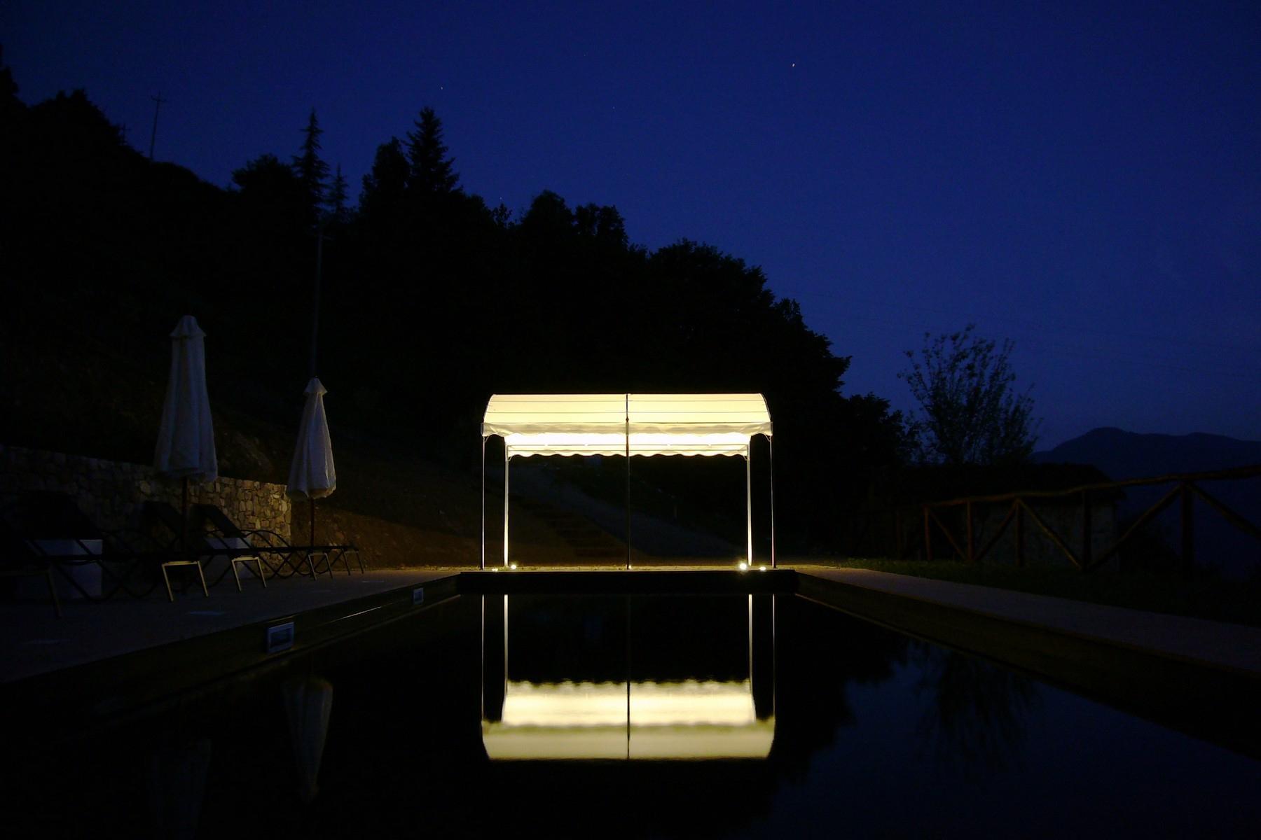 Meravigliosa villa con piscina in Garfagnana - 20