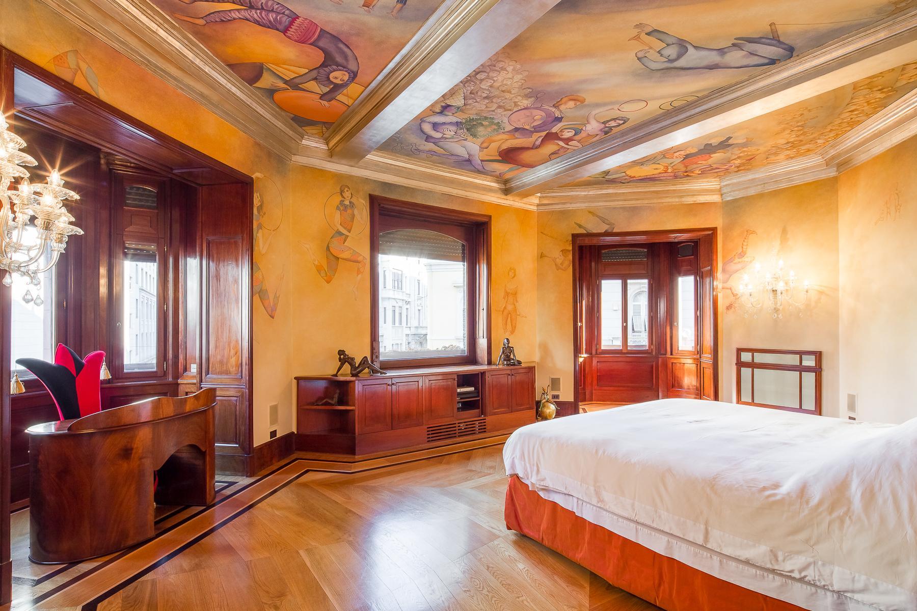 Elegante Wohnung im historischen Palast - 20