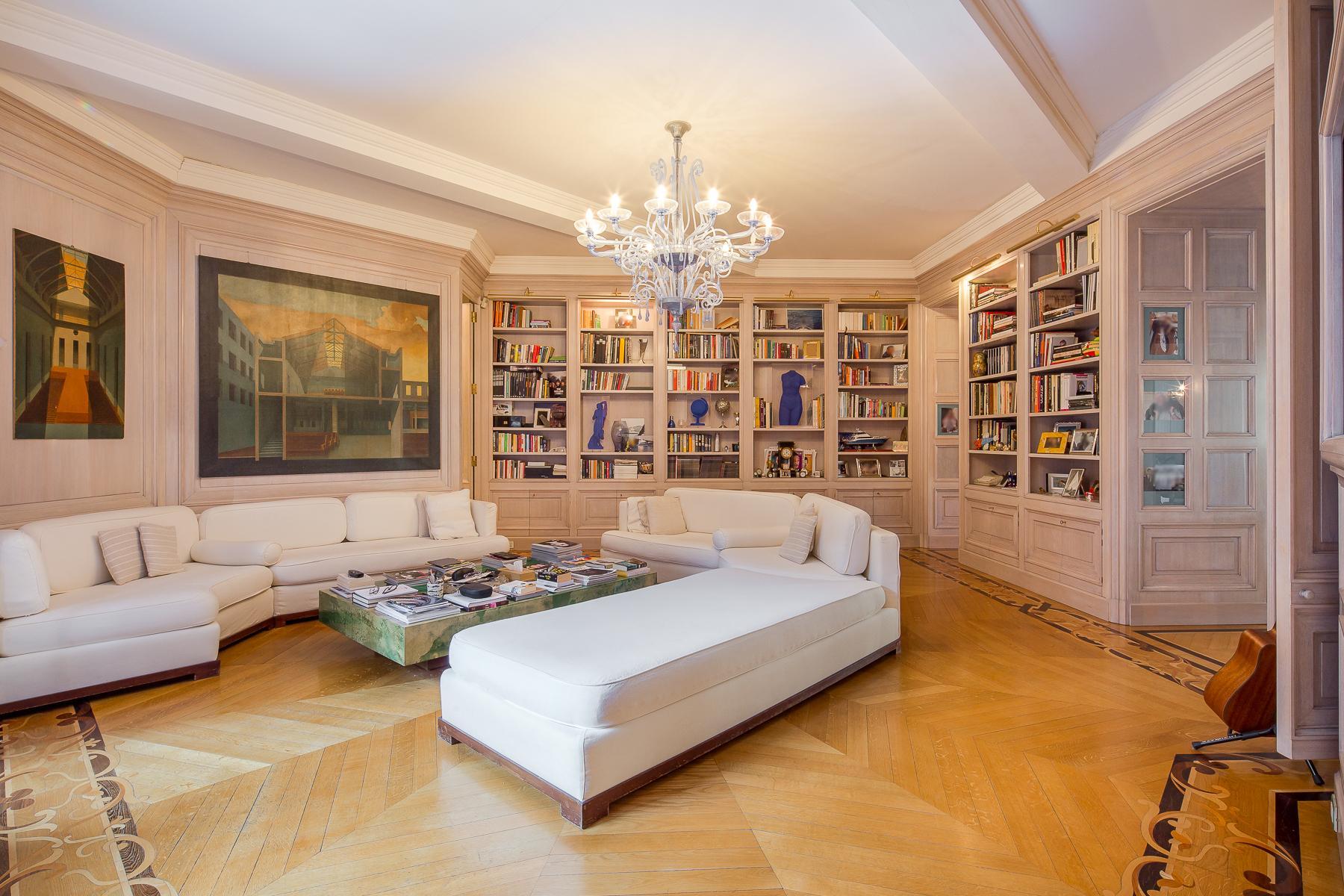 Elegante Wohnung im historischen Palast - 11