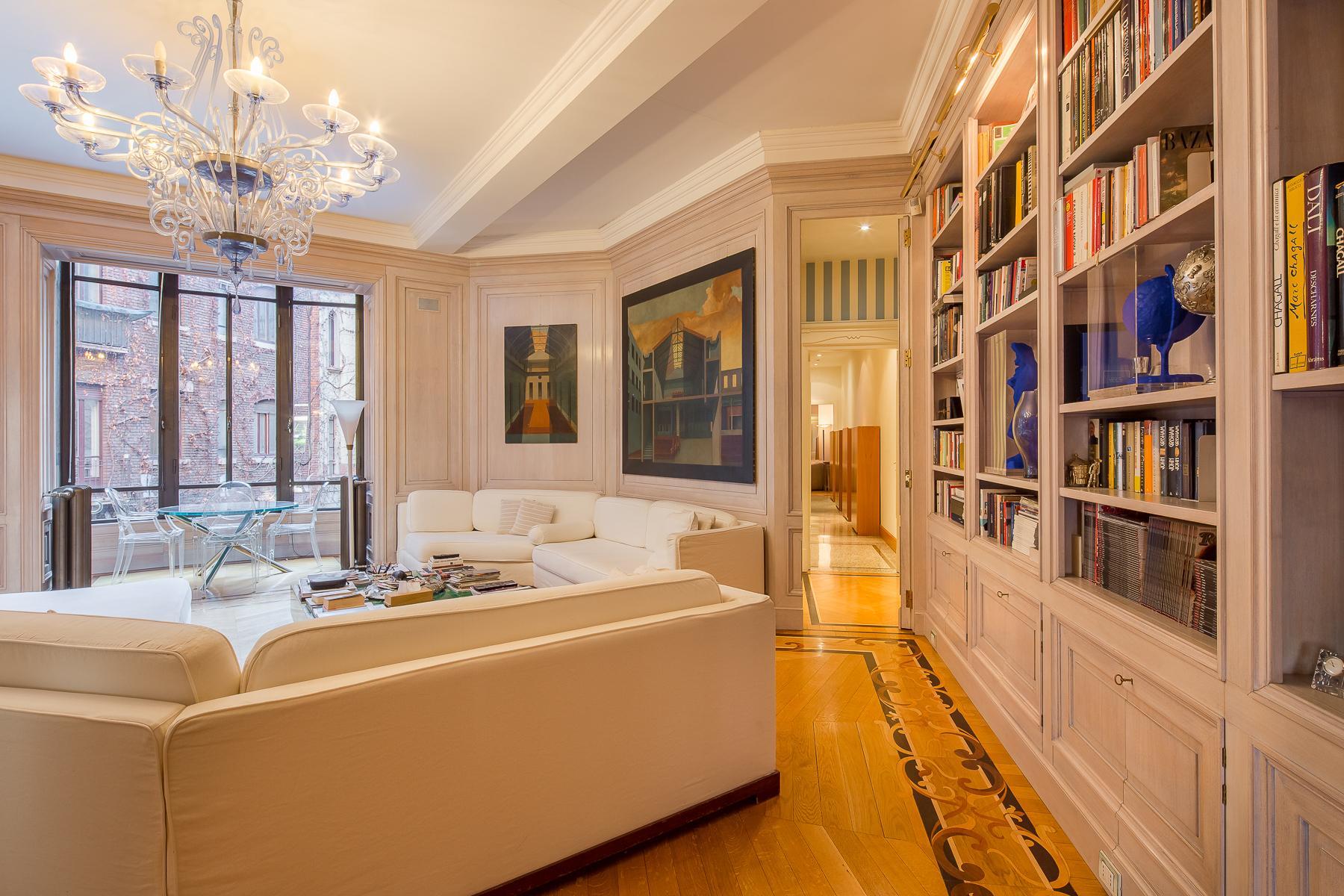Elegante Wohnung im historischen Palast - 12