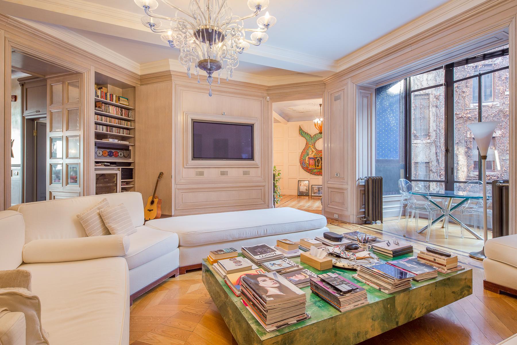 Elegante Wohnung im historischen Palast - 13