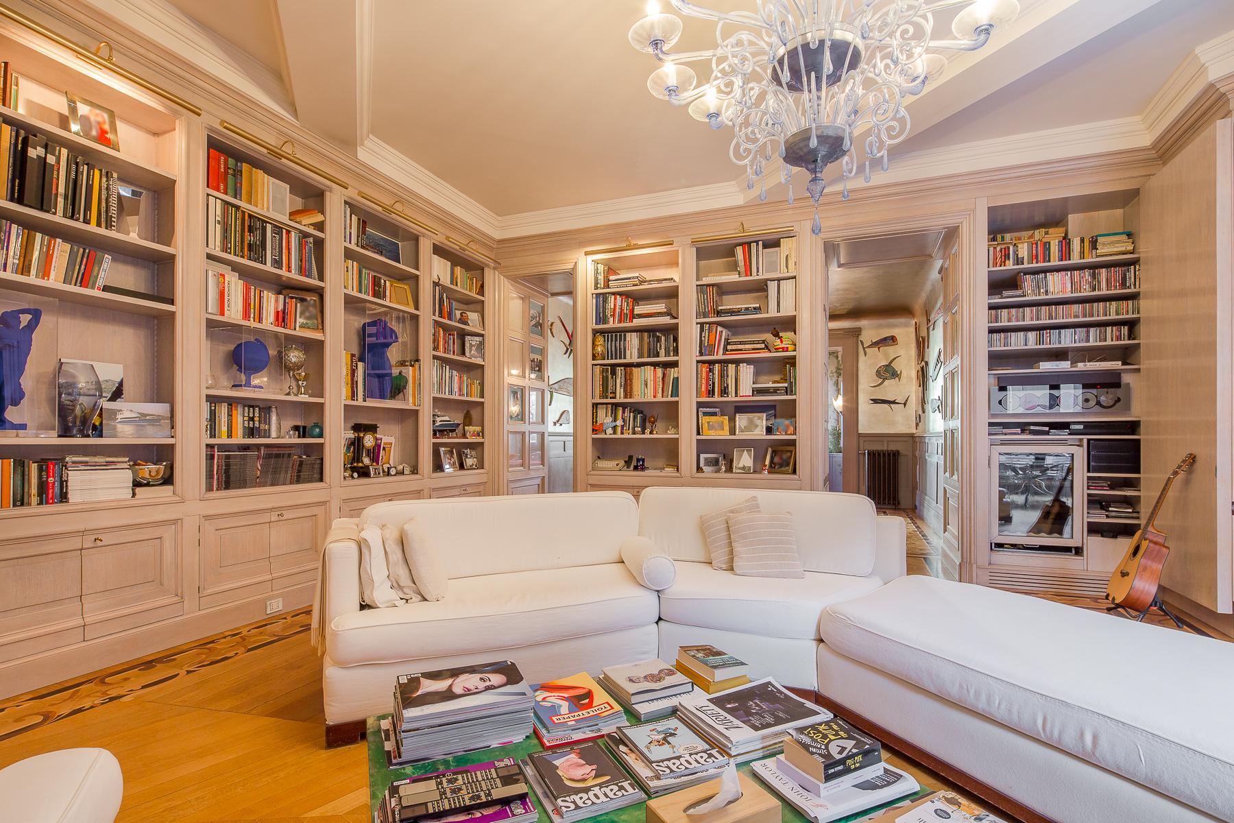 Elegante appartamento in prestigioso palazzo storico - 14