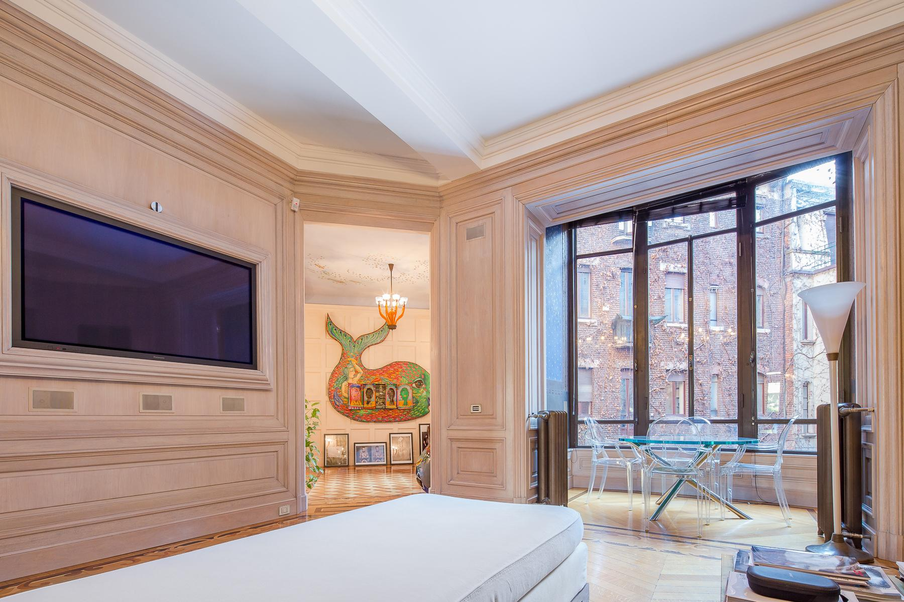 Elegante appartamento in prestigioso palazzo storico - 15