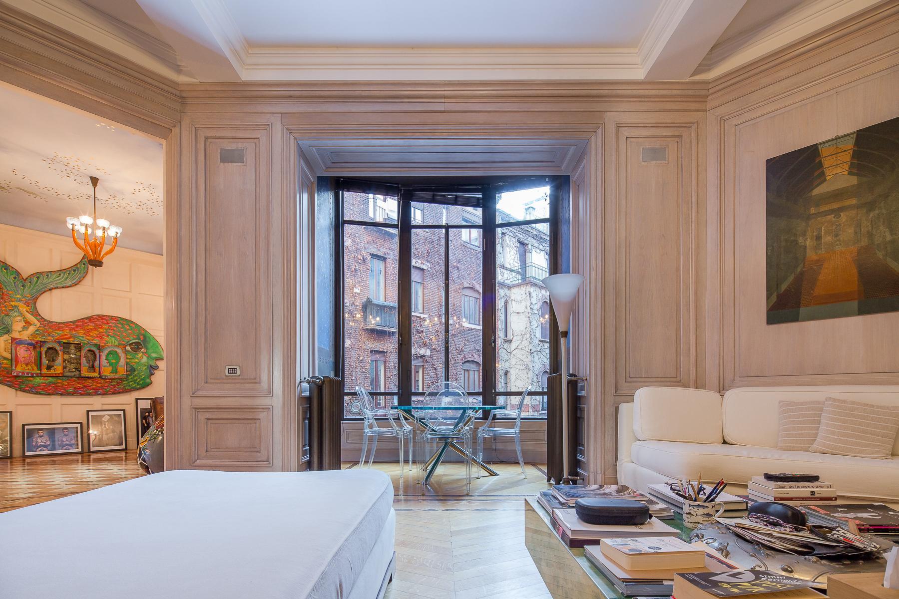 Elegante Wohnung im historischen Palast - 16