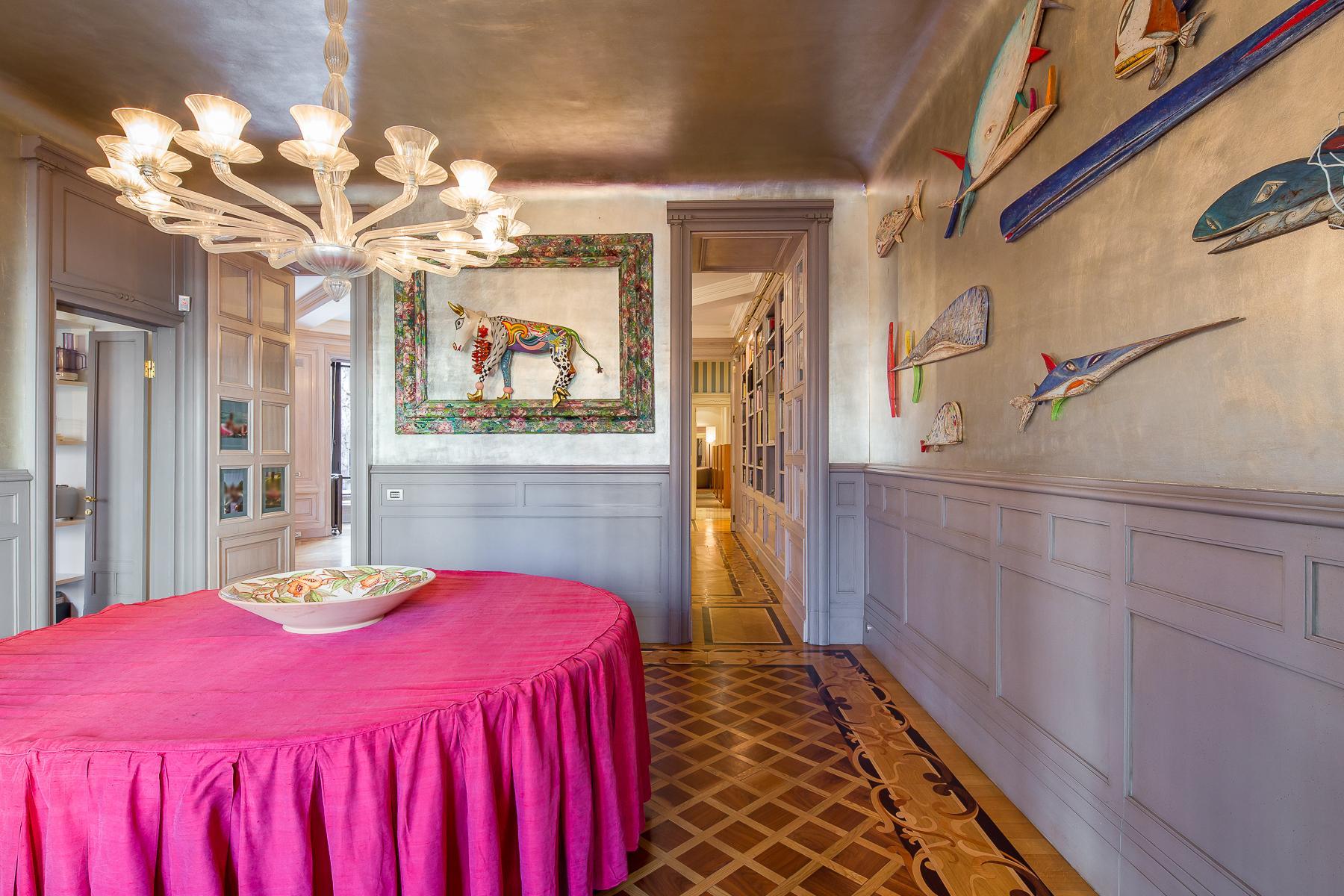 Elegante appartamento in prestigioso palazzo storico - 18