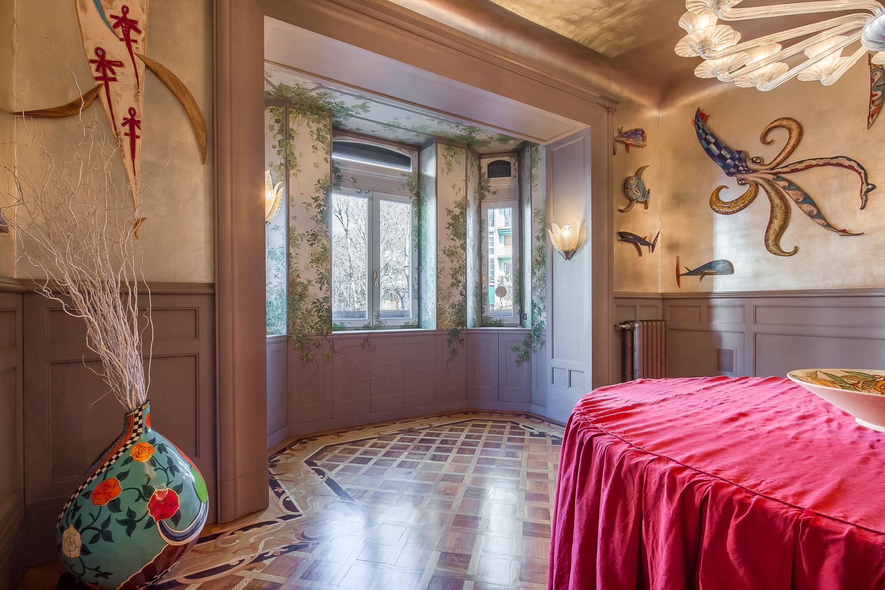 Elegante appartamento in prestigioso palazzo storico - 19
