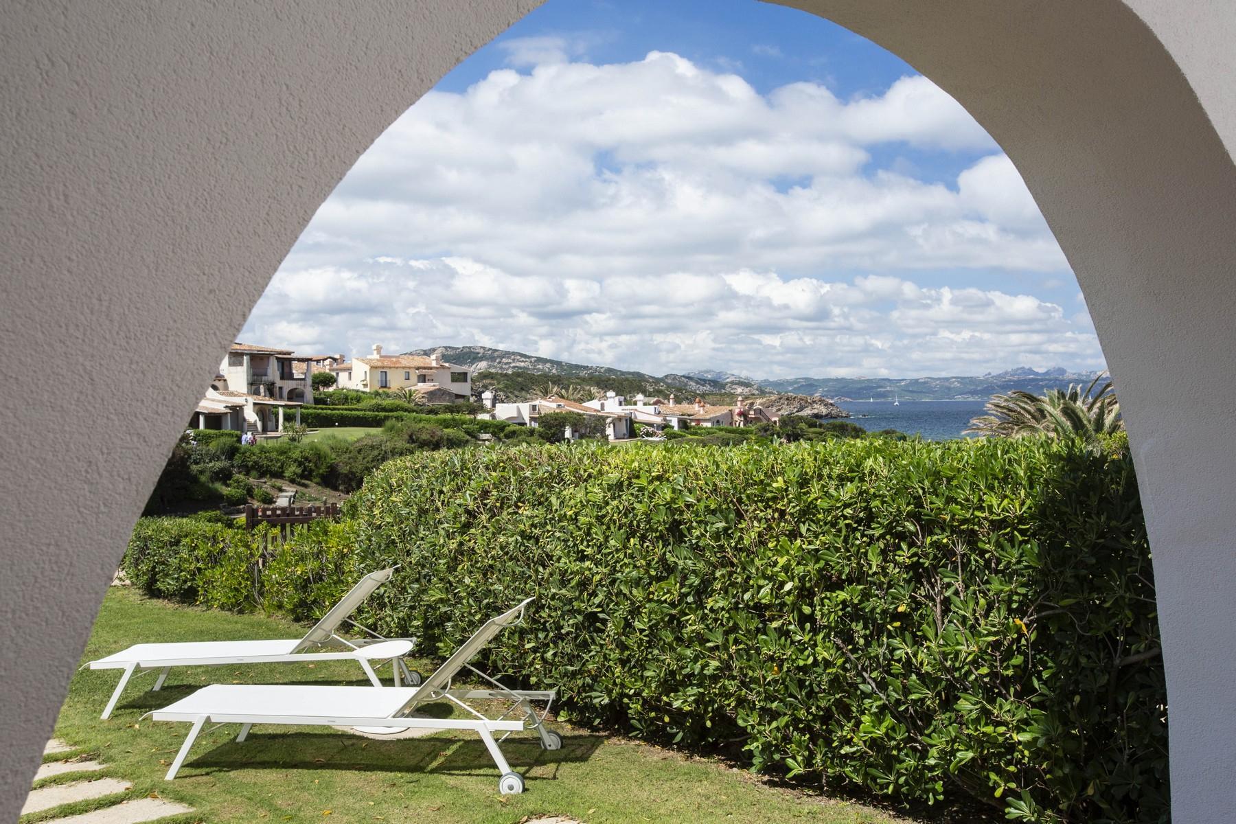 Porto Cervo Cala del Faro Wunderschöne Wohnung - 13