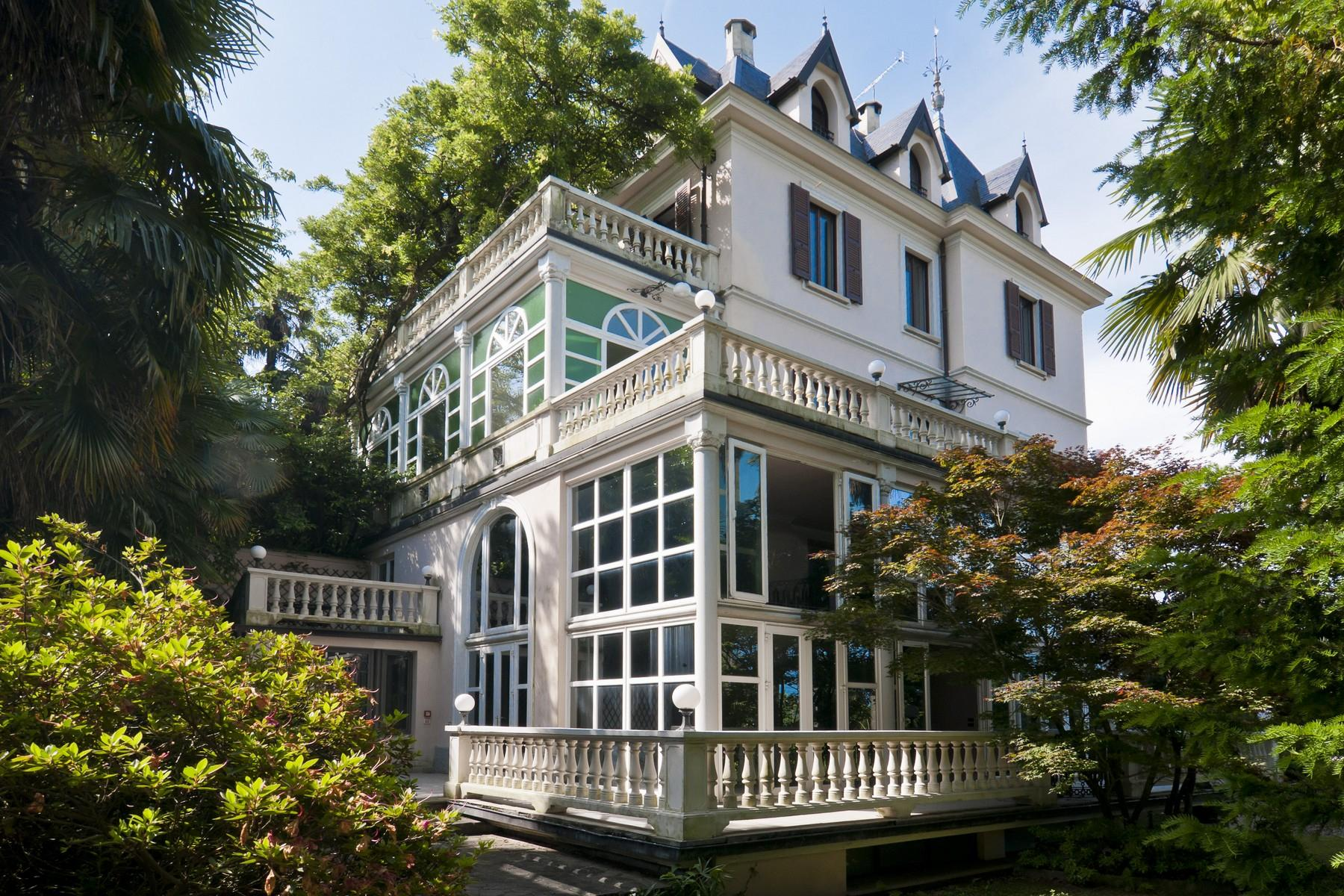 Sumptuous villa on lake Maggiore - 4
