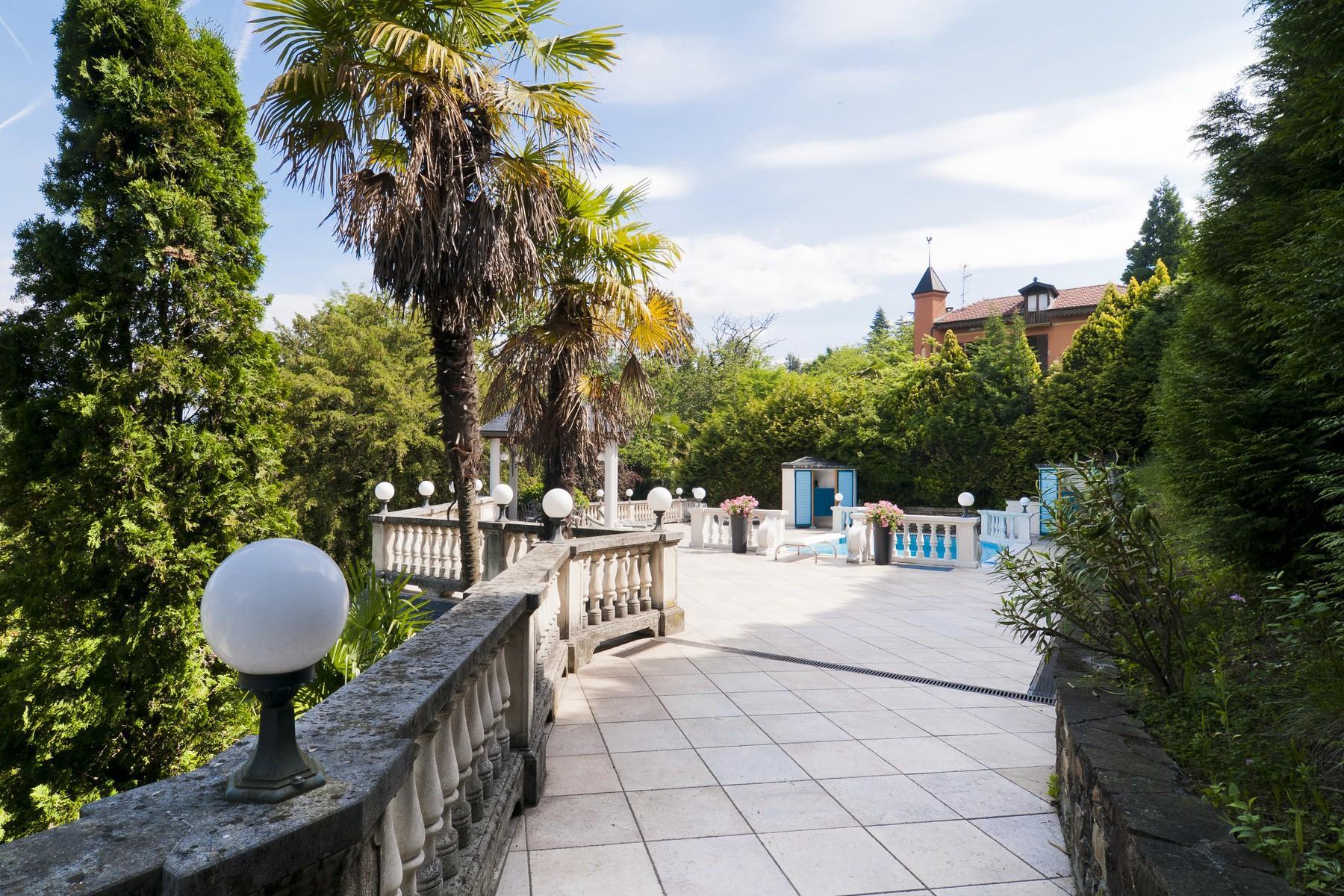Sumptuous villa on lake Maggiore - 6
