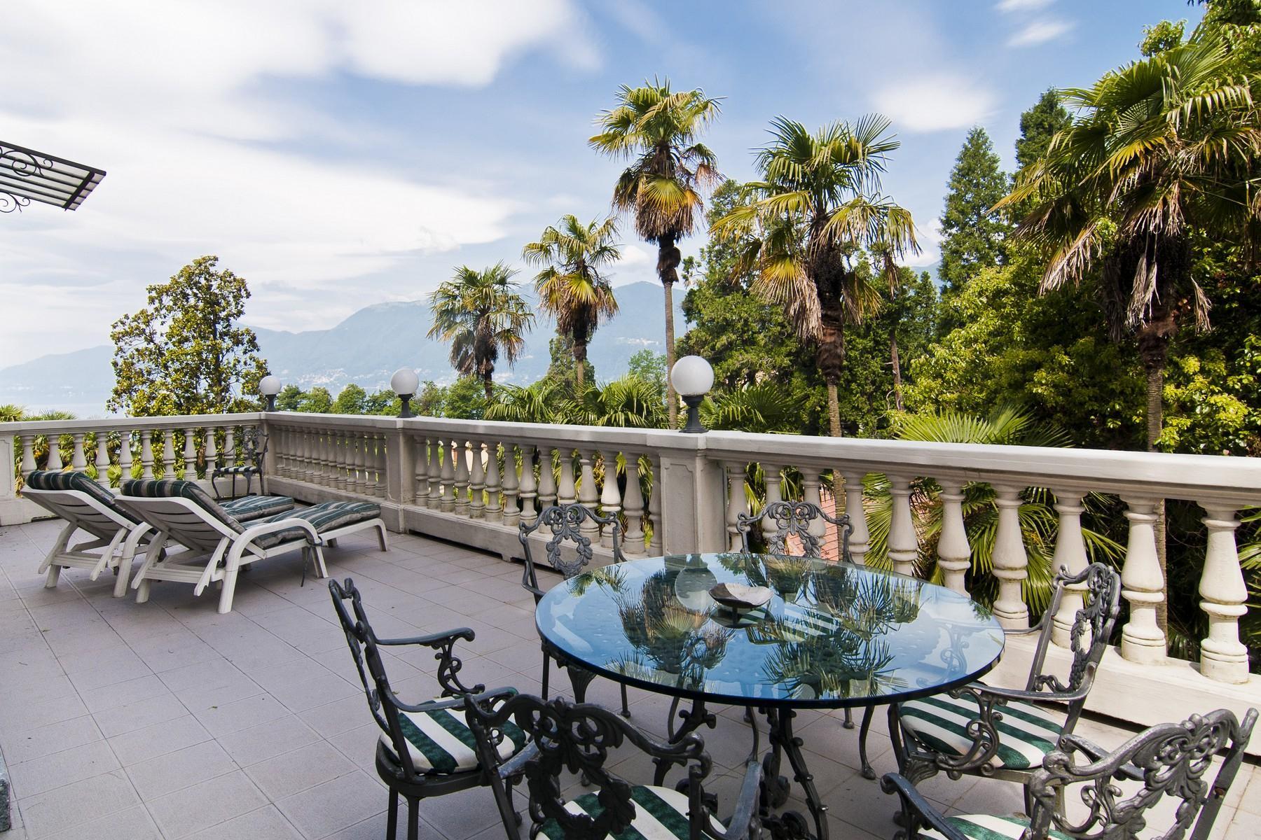 Sumptuous villa on lake Maggiore - 7