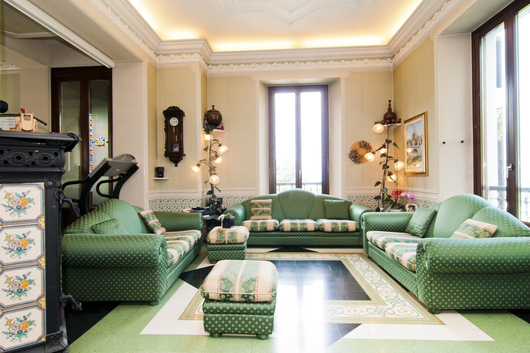 Sumptuous villa on lake Maggiore - 9