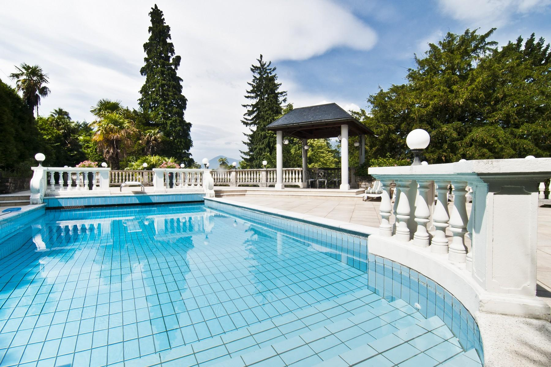 Sumptuous villa on lake Maggiore - 3