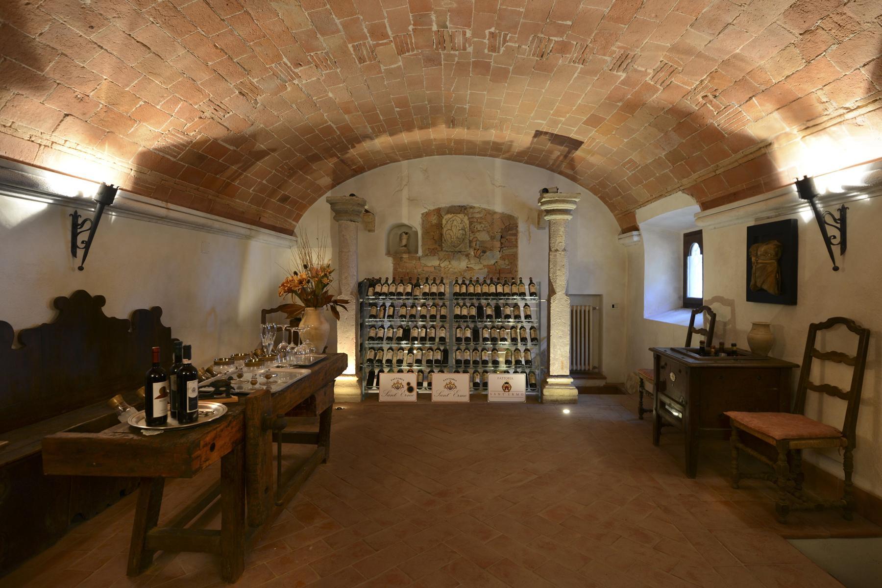 Wunderschönes Bauernhaus mitten auf dem Land von Pisa - 30