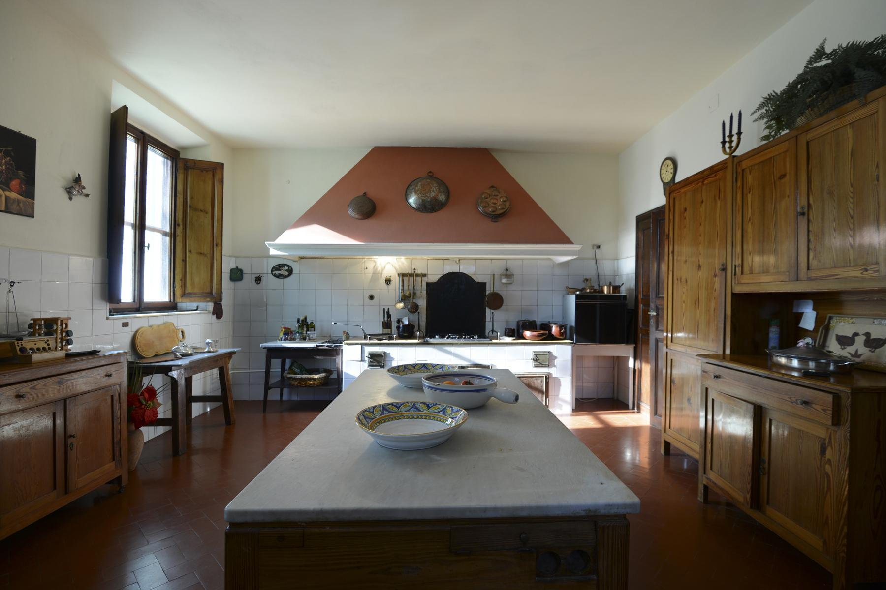 Fabulous farmhouse in the heart of the pisan countryside - 17