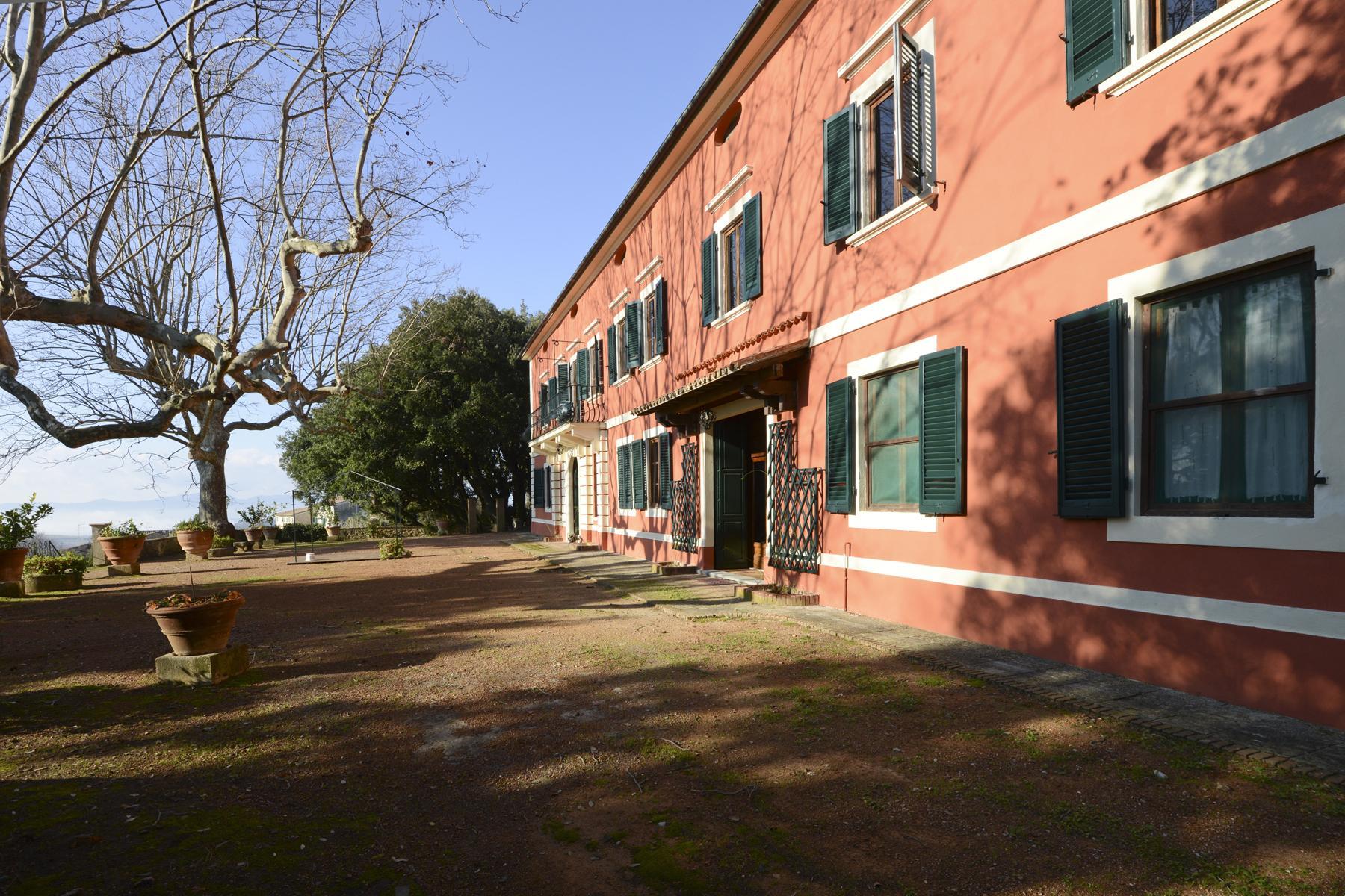 Wunderschönes Bauernhaus mitten auf dem Land von Pisa - 27