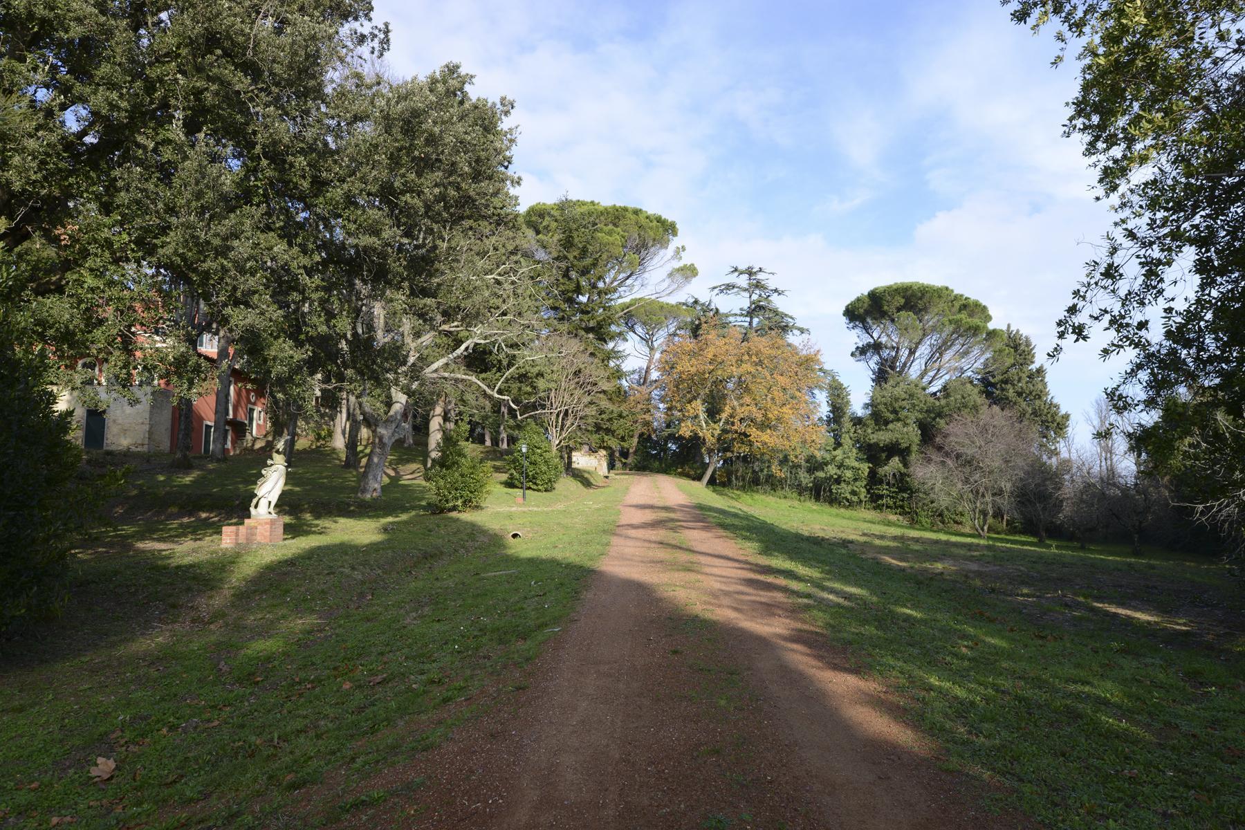 Wunderschönes Bauernhaus mitten auf dem Land von Pisa - 29