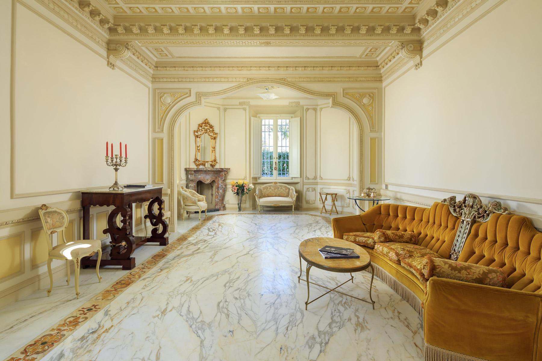 Montecatini Terme小镇优雅的新艺术风格的别墅 - 3