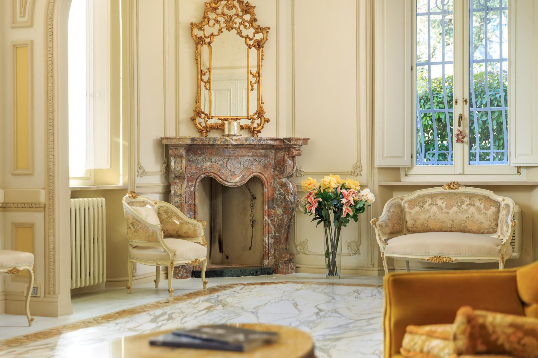 Elegante villa Liberty a Montecatini Terme. - 1