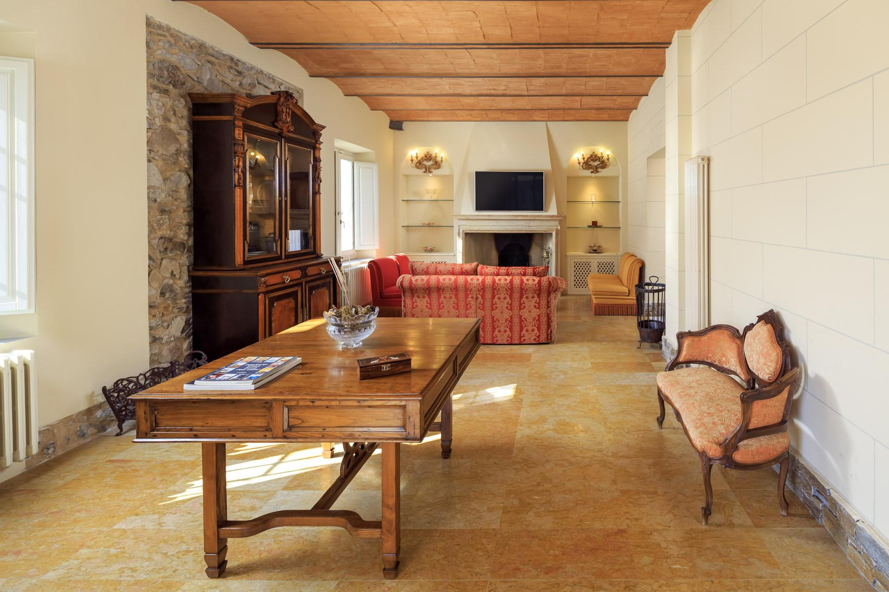 Montecatini Terme小镇优雅的新艺术风格的别墅 - 18