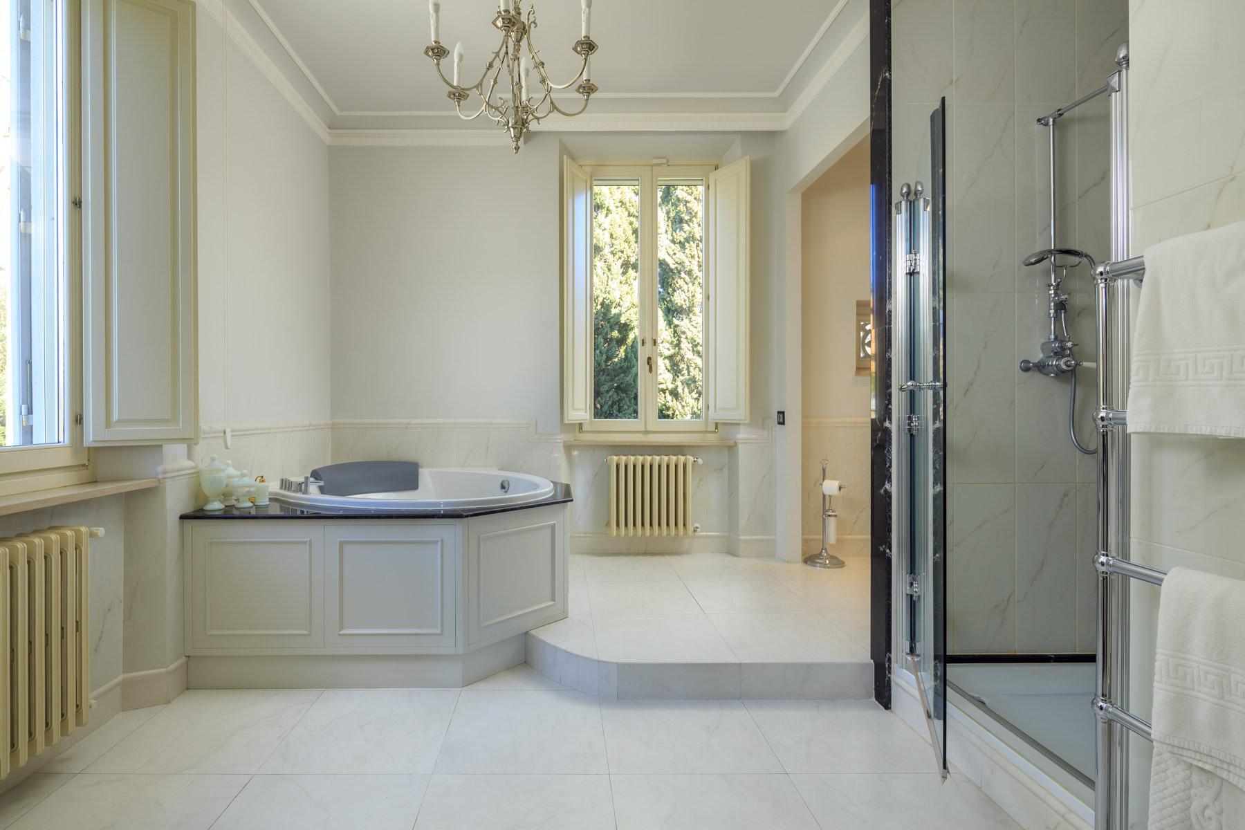 Elegante villa Liberty a Montecatini Terme. - 21