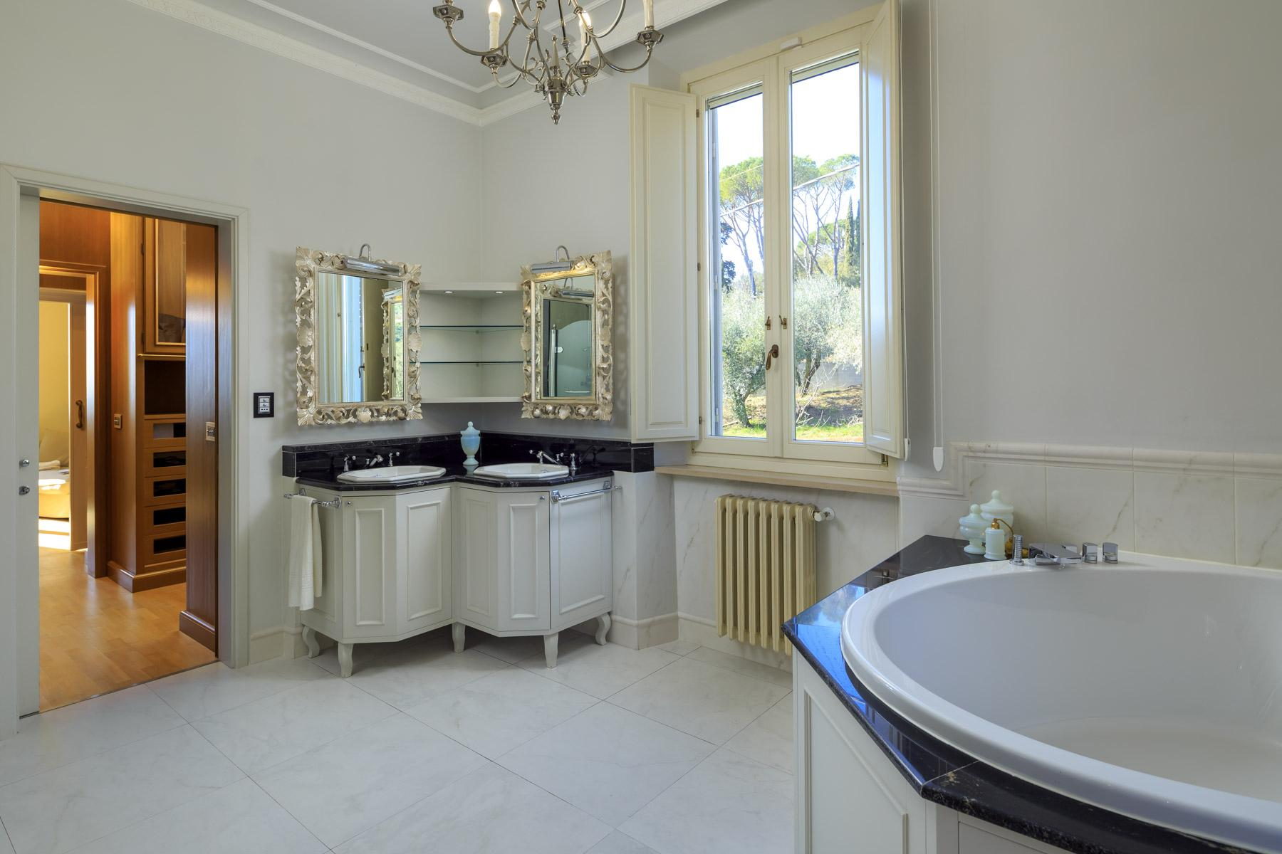 Elegante villa Liberty a Montecatini Terme. - 22