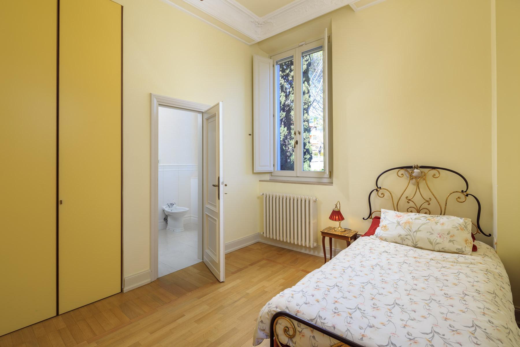 Montecatini Terme小镇优雅的新艺术风格的别墅 - 23