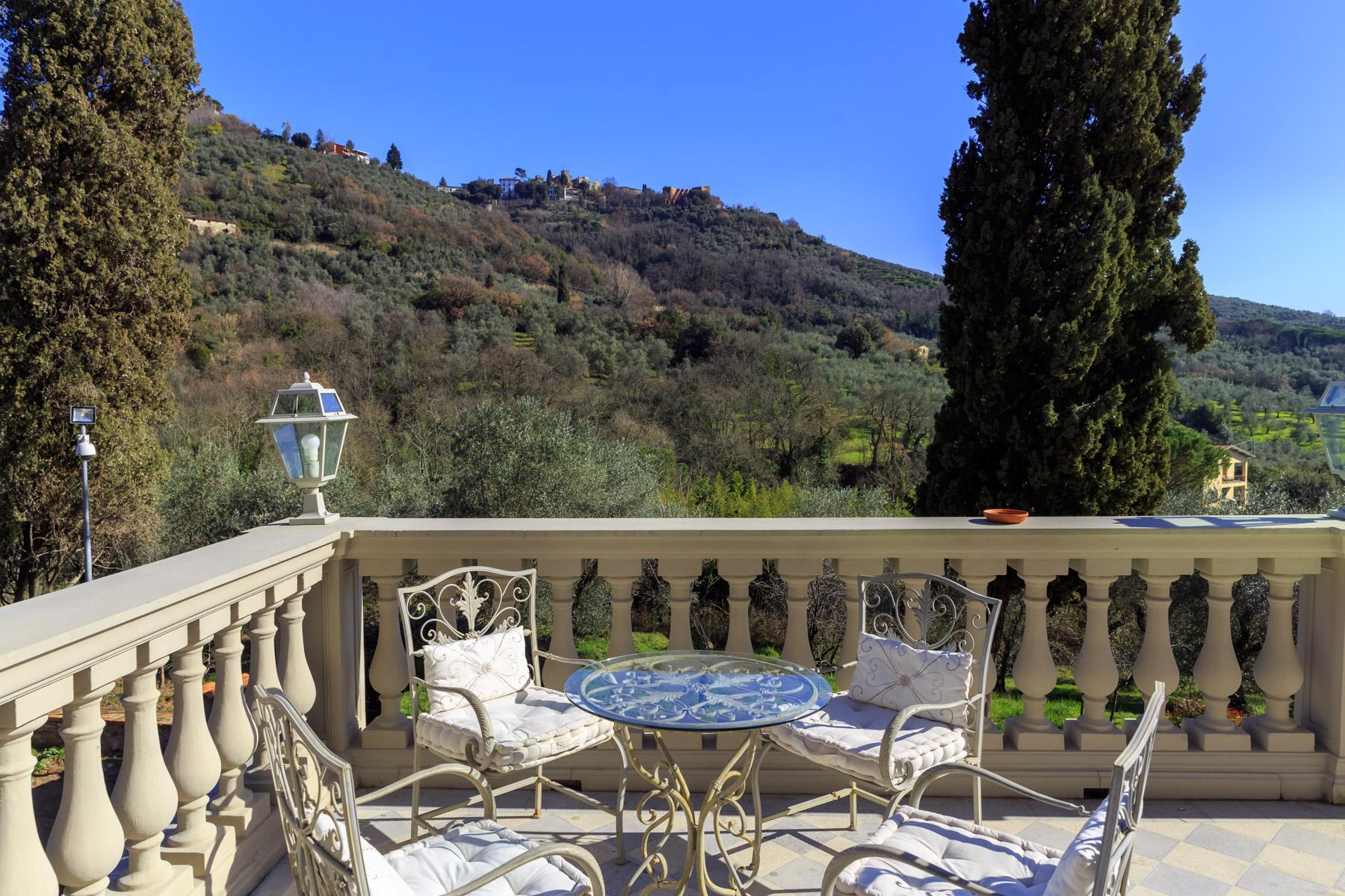 Montecatini Terme小镇优雅的新艺术风格的别墅 - 12