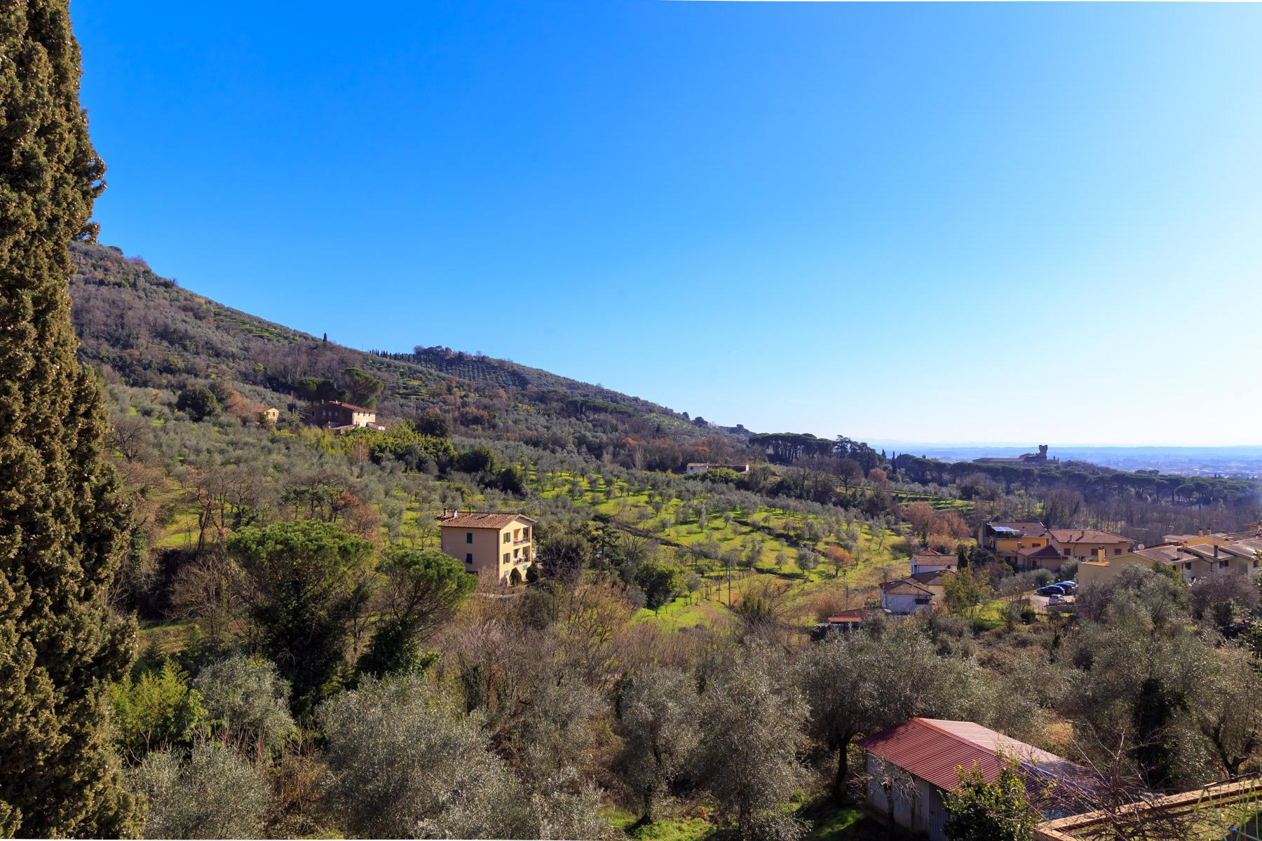 Montecatini Terme小镇优雅的新艺术风格的别墅 - 15