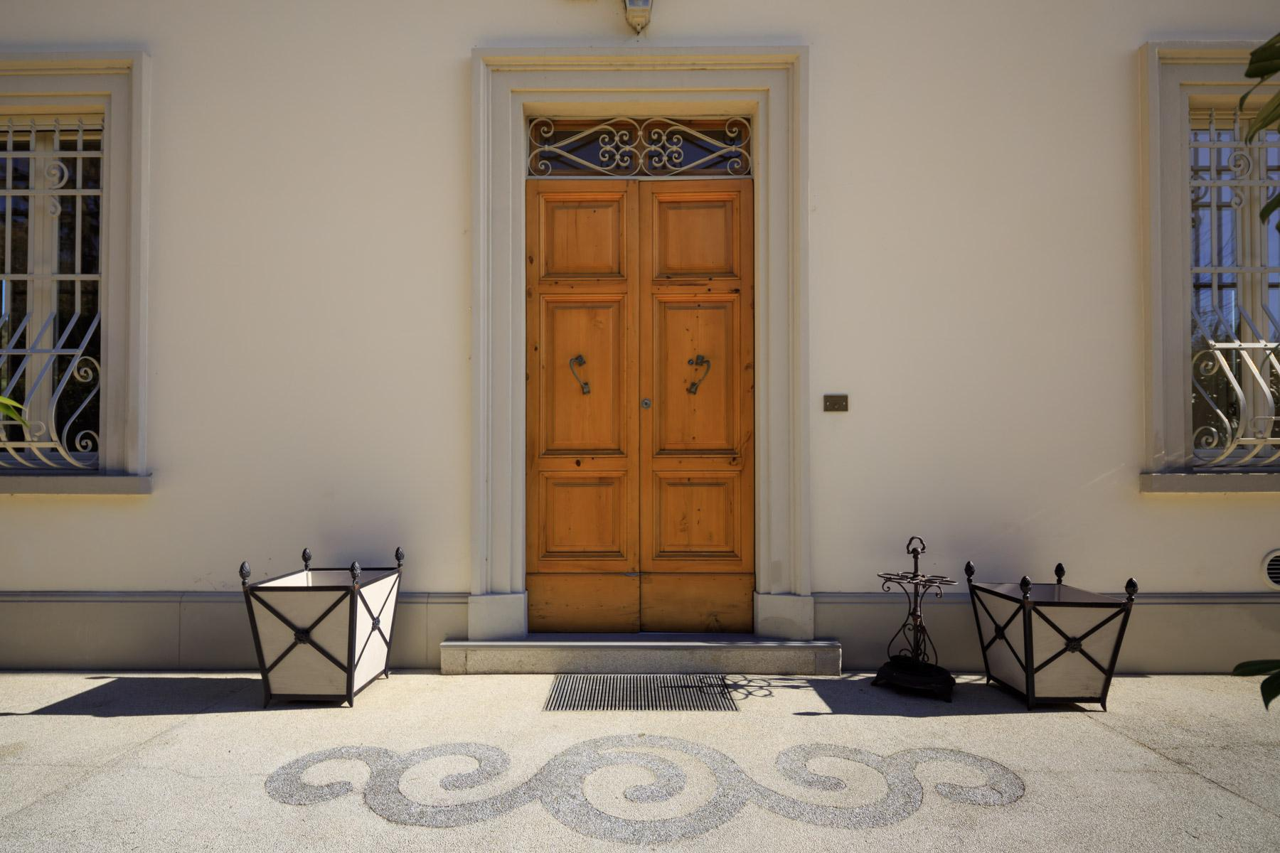 Montecatini Terme小镇优雅的新艺术风格的别墅 - 28