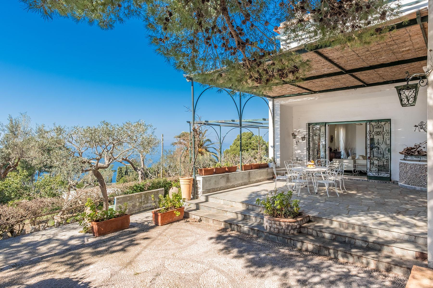 Wonderful villa with garden and seaview in Anacapri - 1