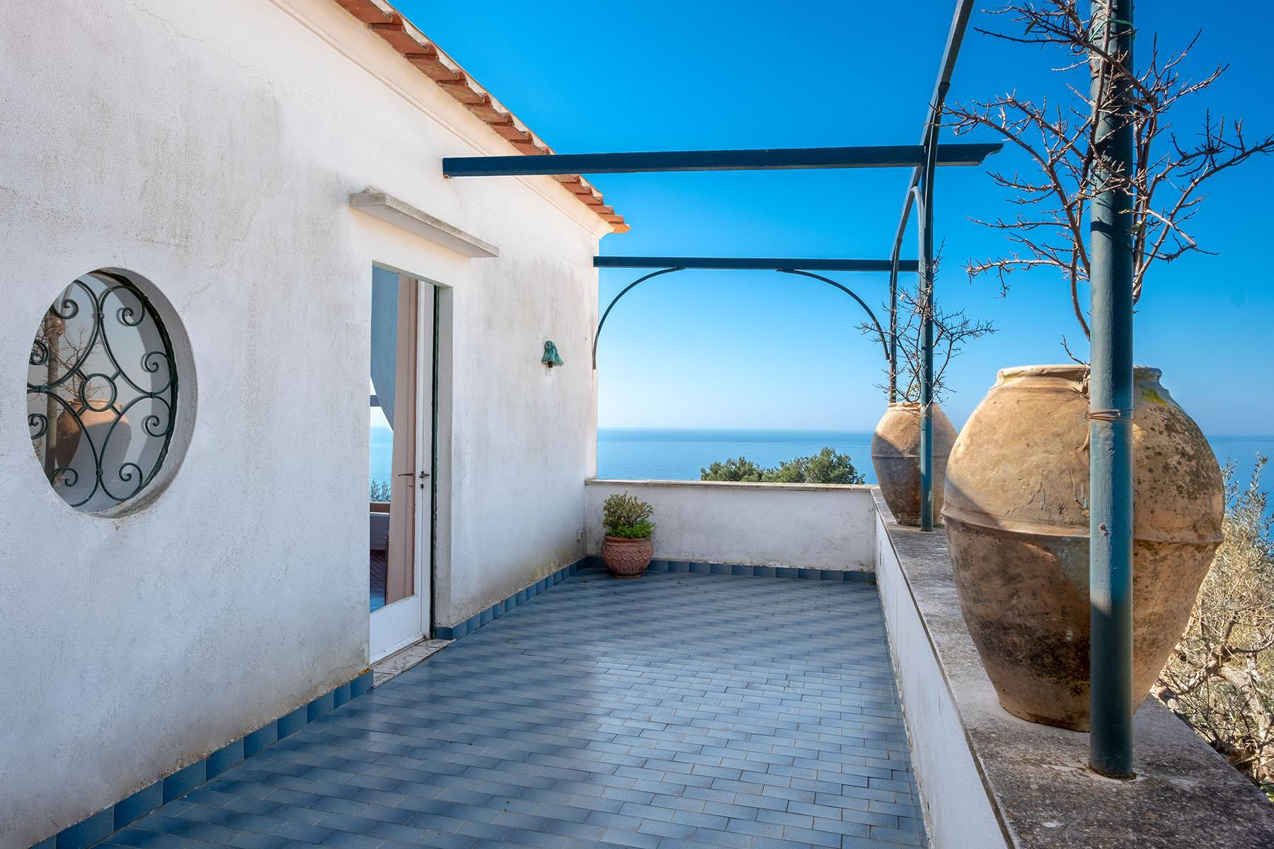 Wonderful villa with garden and seaview in Anacapri - 8