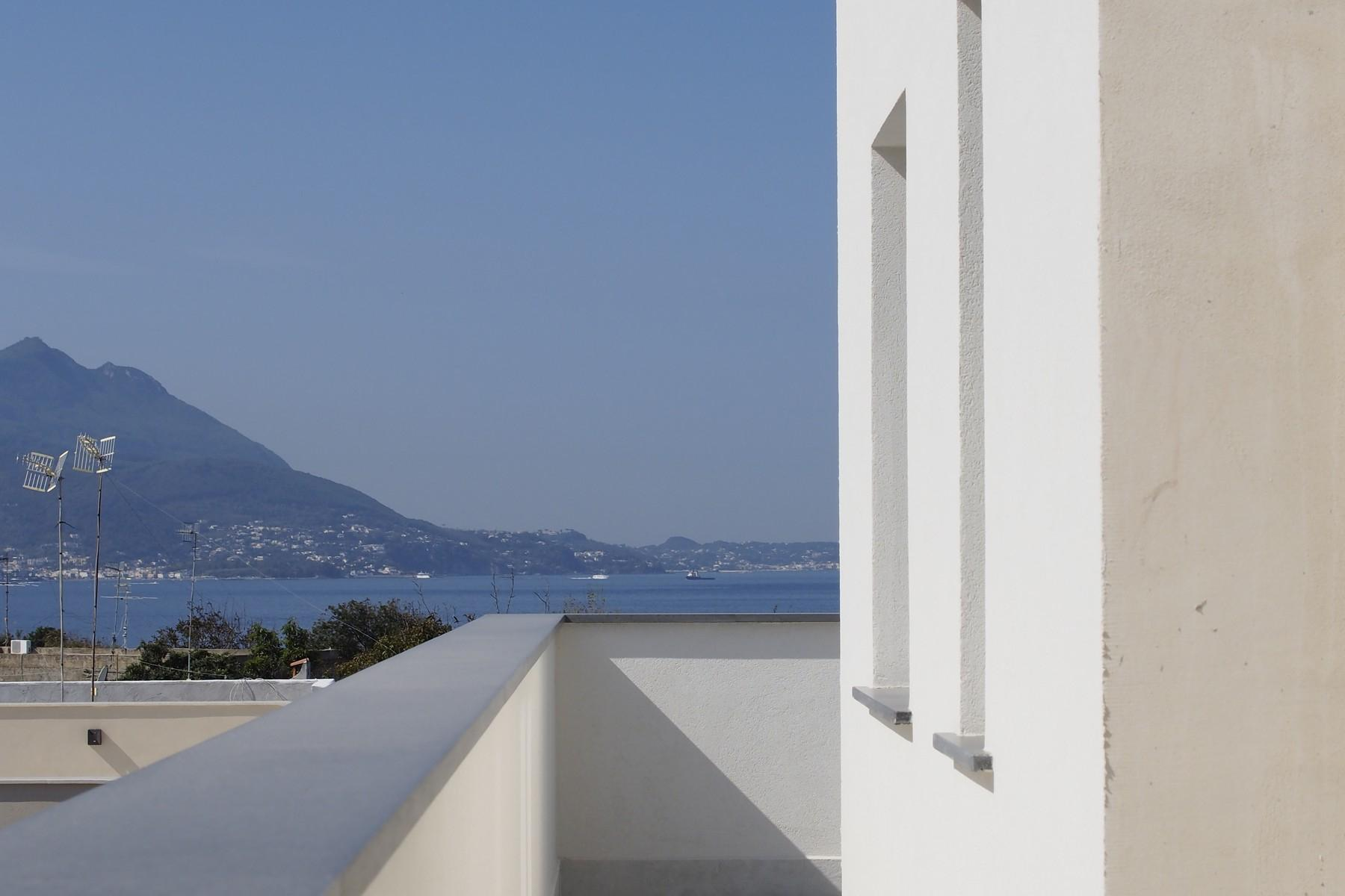 Beautiful apartments in a residential complex in Procida - 9