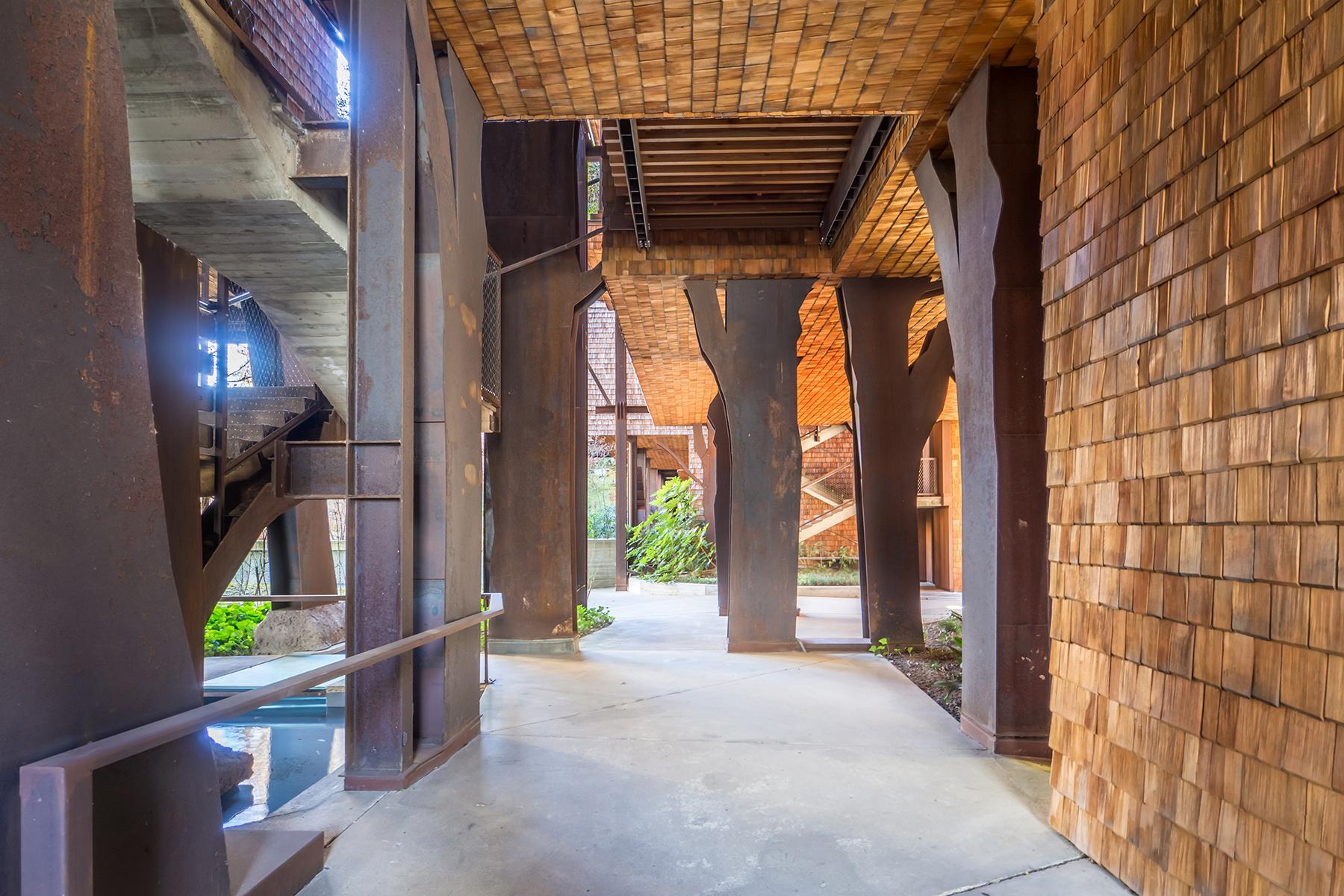 Удивительная квартира в Туринском Лесном Доме - 12