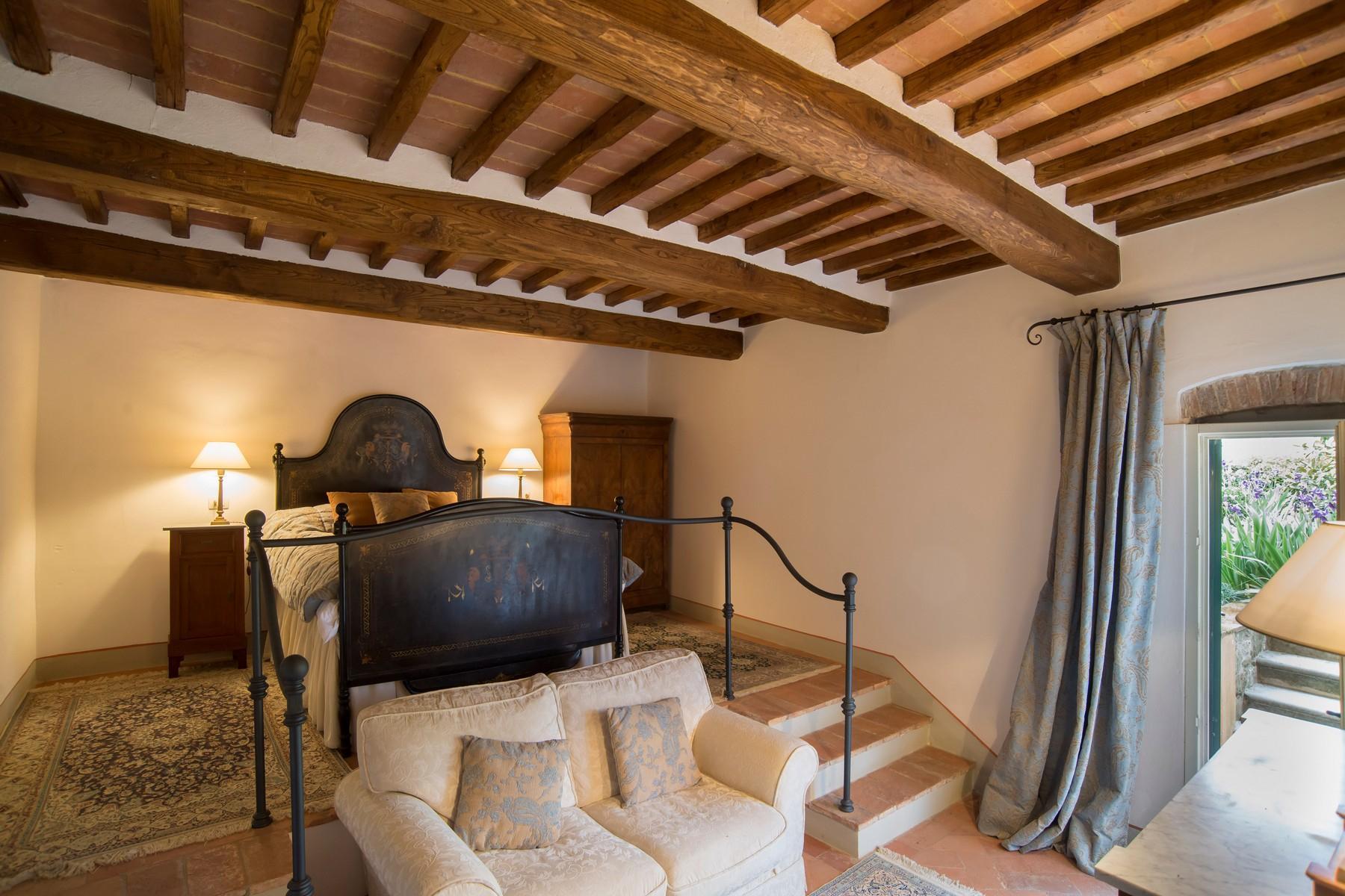 Stupenda villa nei pressi del Golf di Montecatini Terme - 12