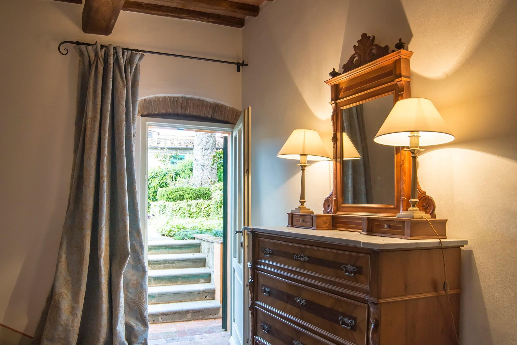 Stupenda villa nei pressi del Golf di Montecatini Terme - 11