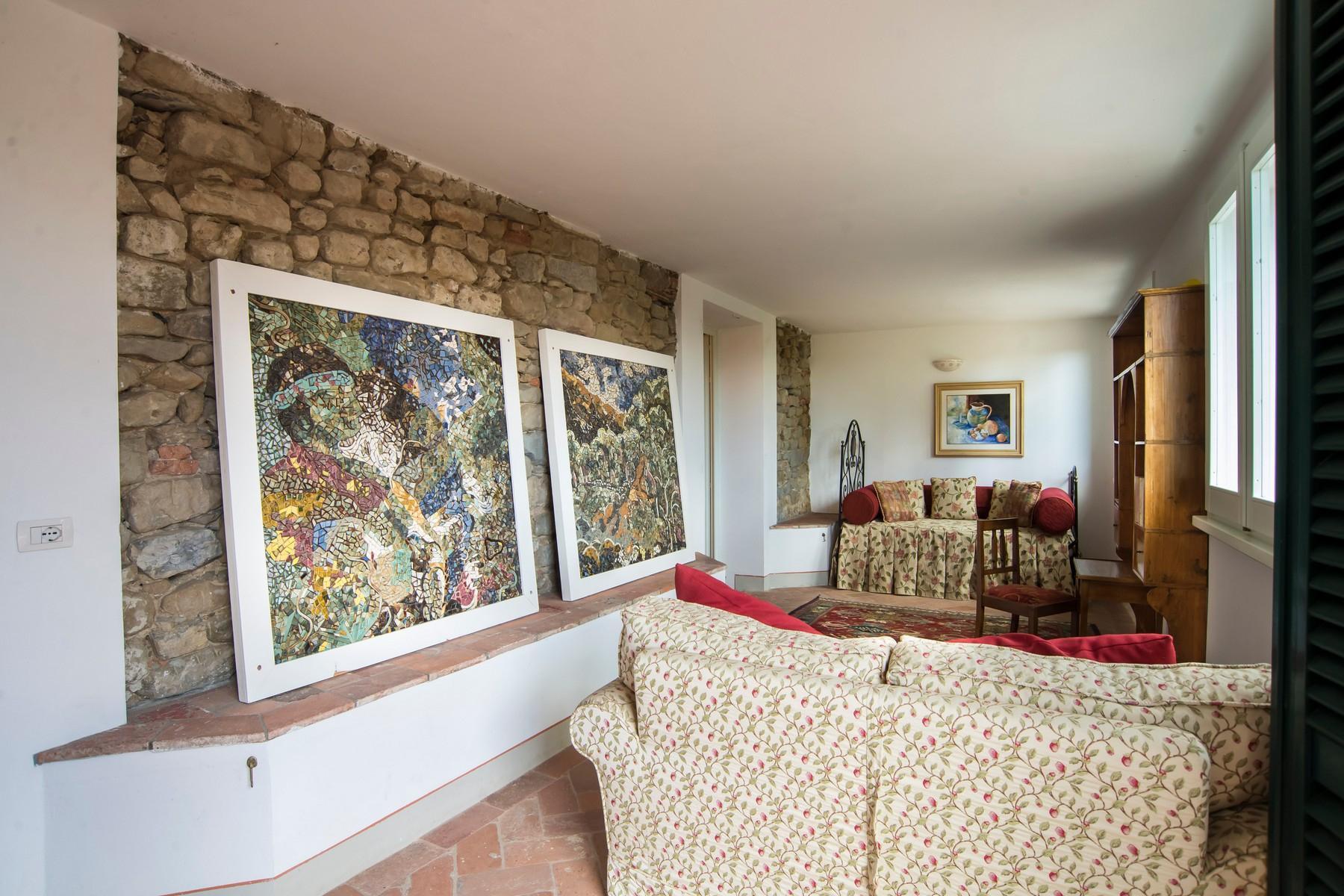 Stupenda villa nei pressi del Golf di Montecatini Terme - 18