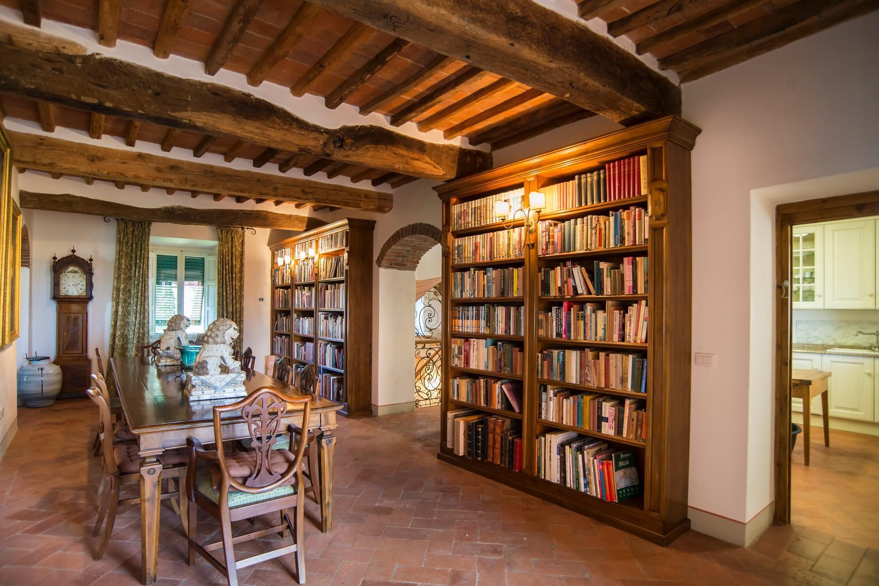 Stupenda villa nei pressi del Golf di Montecatini Terme - 7