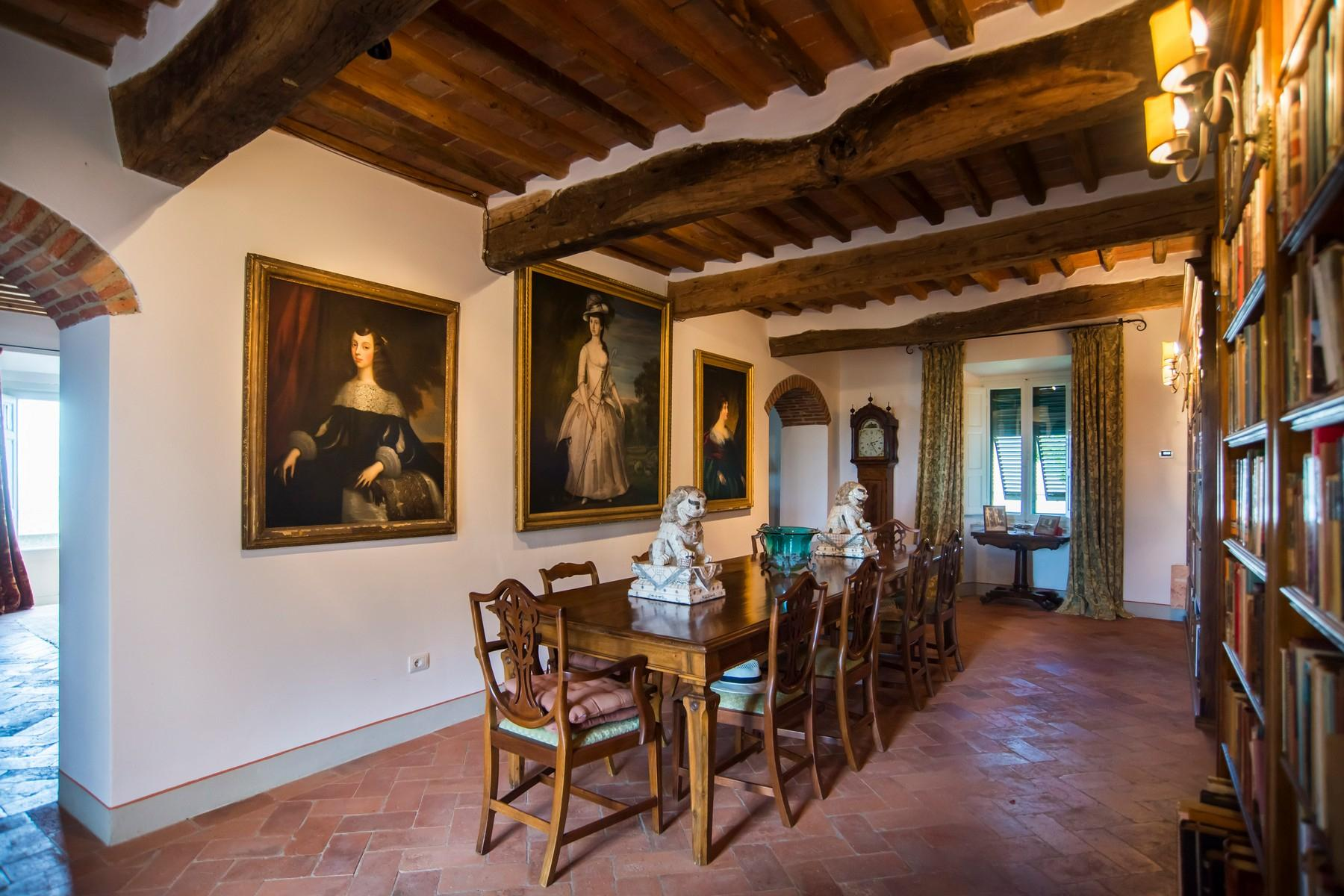 Stupenda villa nei pressi del Golf di Montecatini Terme - 8