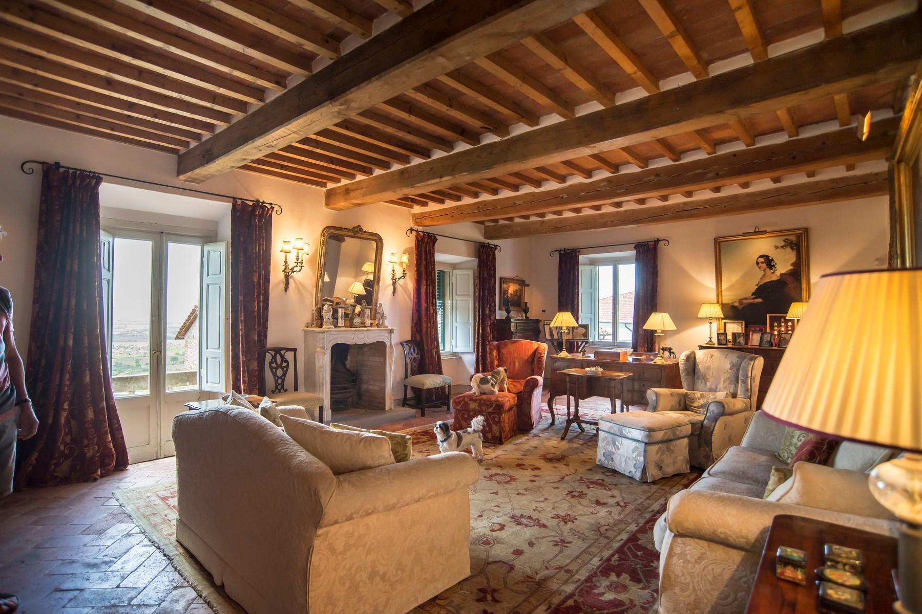 Stupenda villa nei pressi del Golf di Montecatini Terme - 6