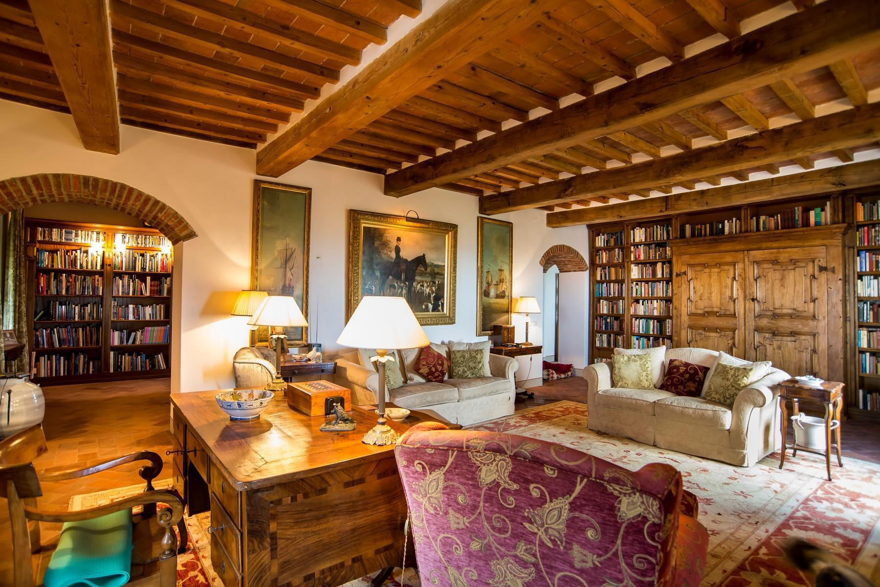 Stupenda villa nei pressi del Golf di Montecatini Terme - 9